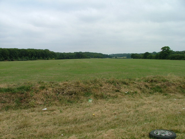 South end of Fairlands Valley Park. - geograph.org.uk - 29358