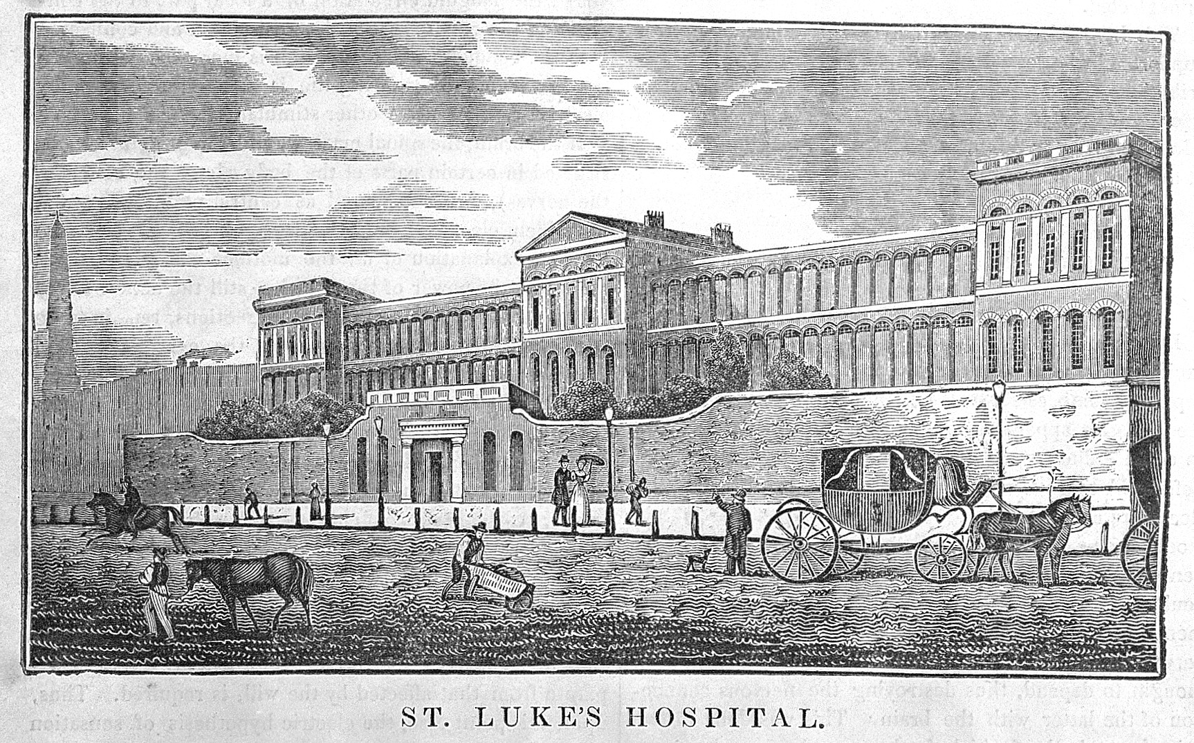 File:St. Luke's Hospital, London Wellcome L0000242.jpg ...