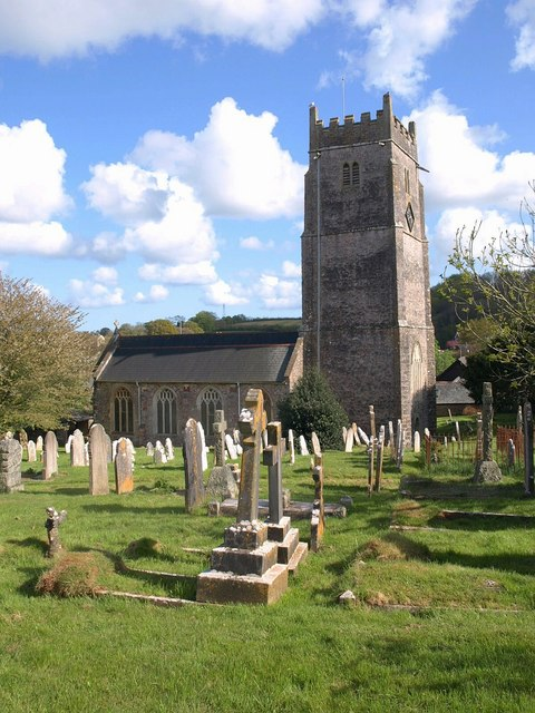 St Mary's Church, Abbotskerswell.