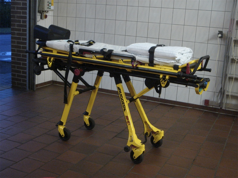 Stryker Hospital Bed Dimensions