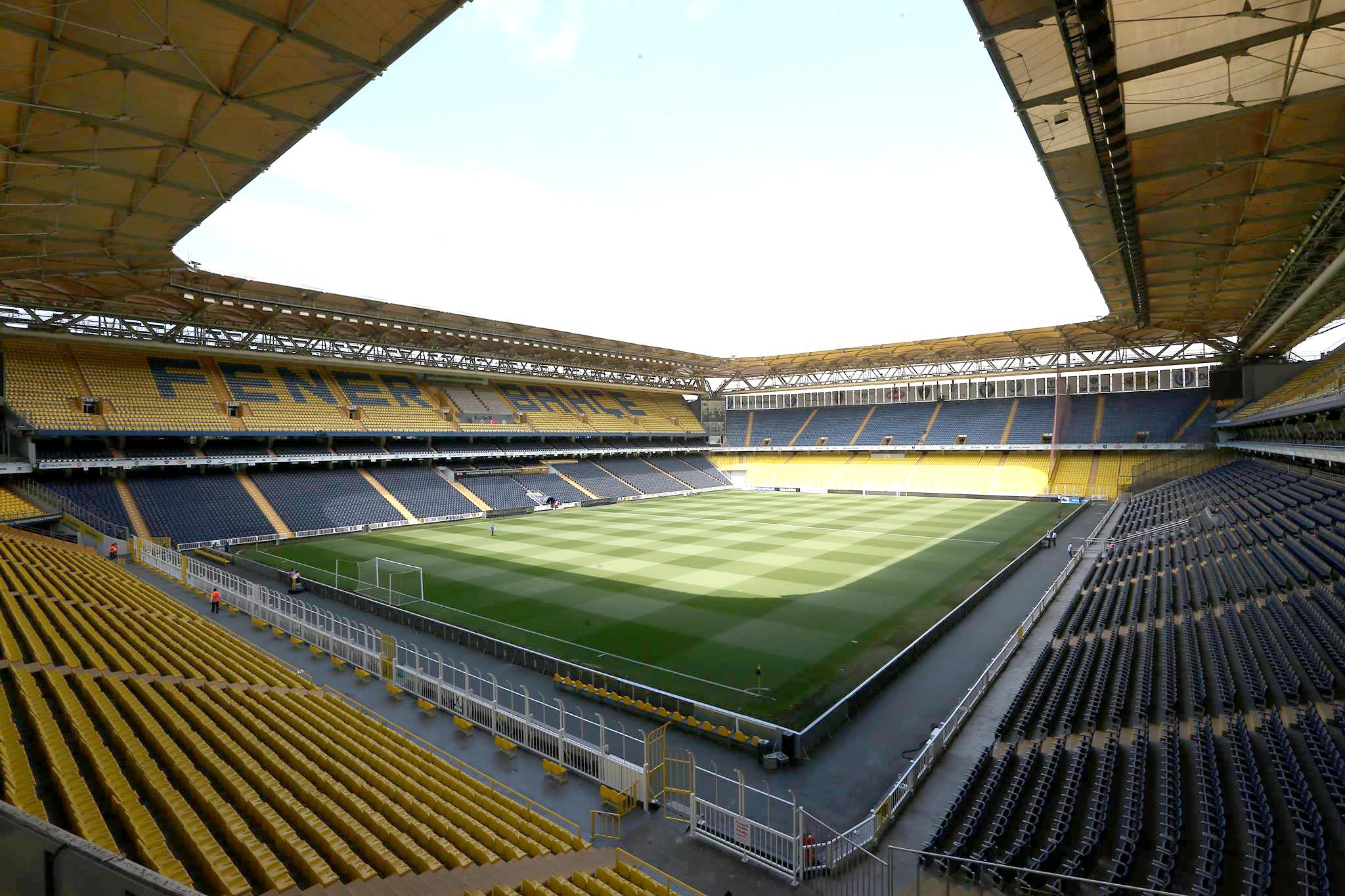 Şükrü Saracoğlu Stadium - Wikipedia