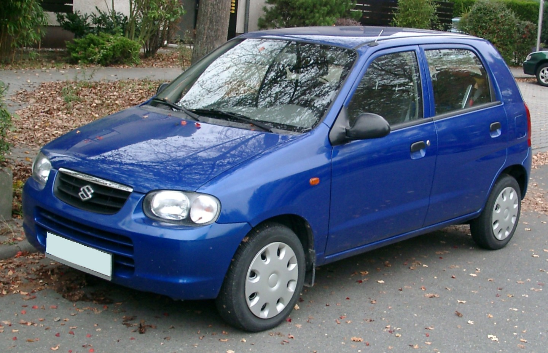 Suzuki Alto Sport Edition