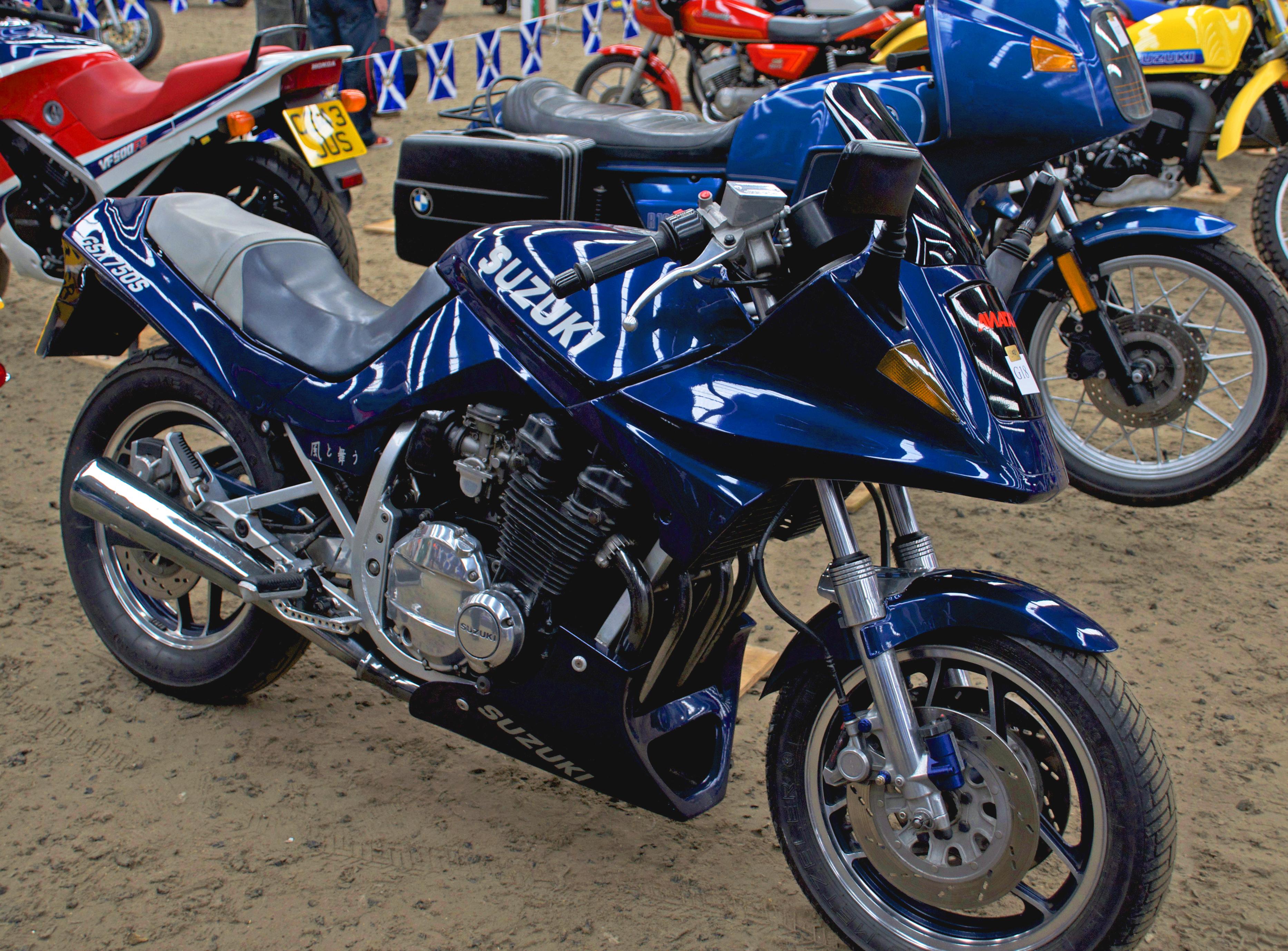 Suzuki Gsxf Katana Value