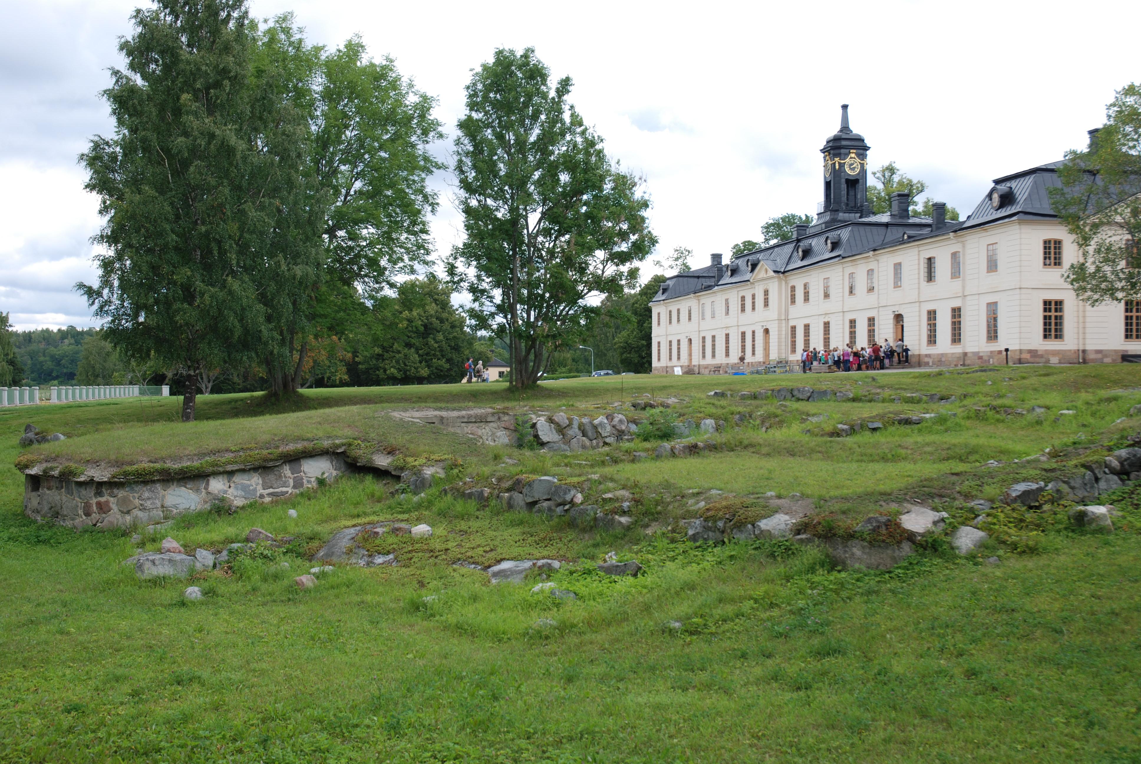 svartsjö slott cafe