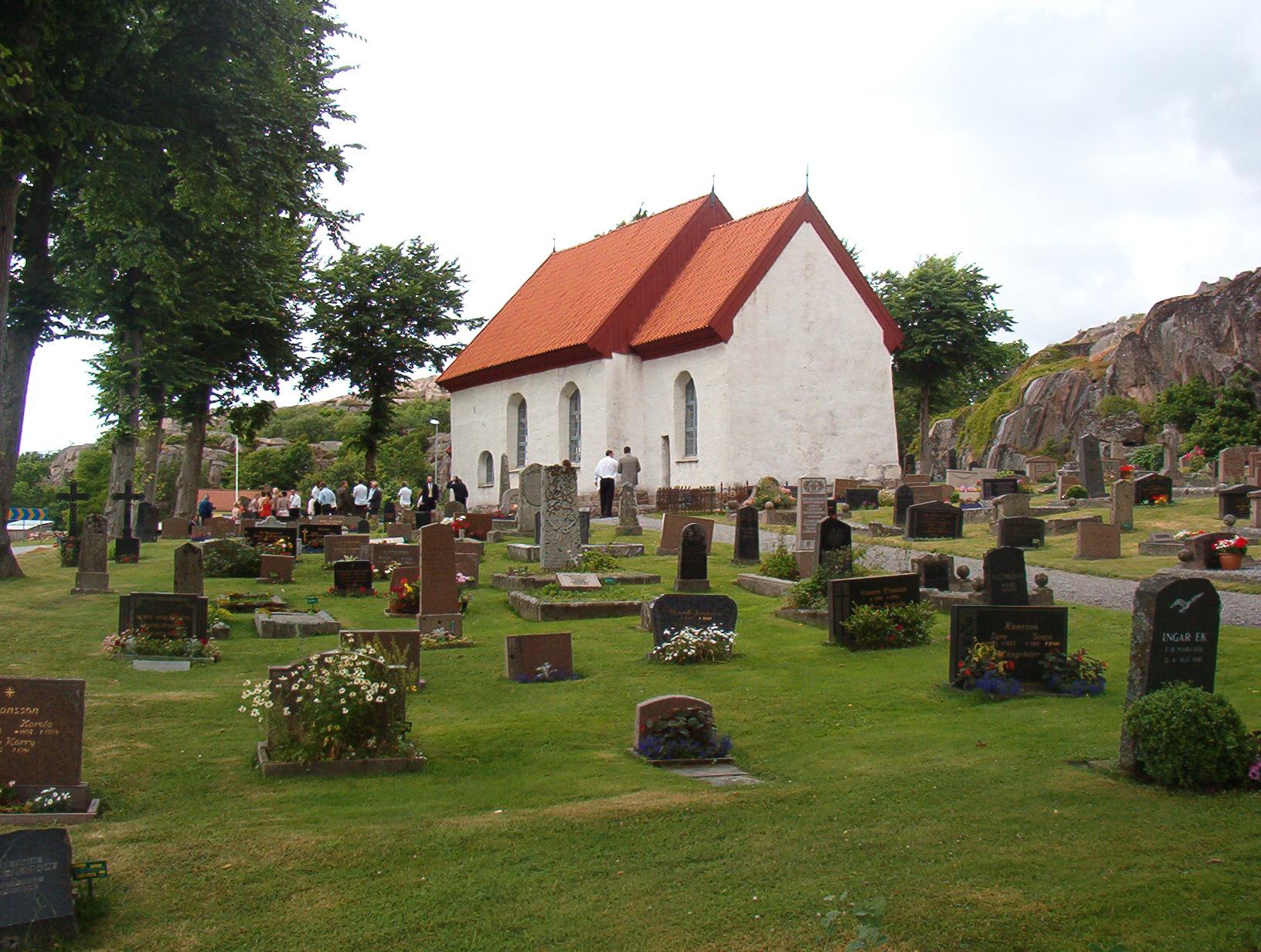 Bild av Svenneby gamla kyrka