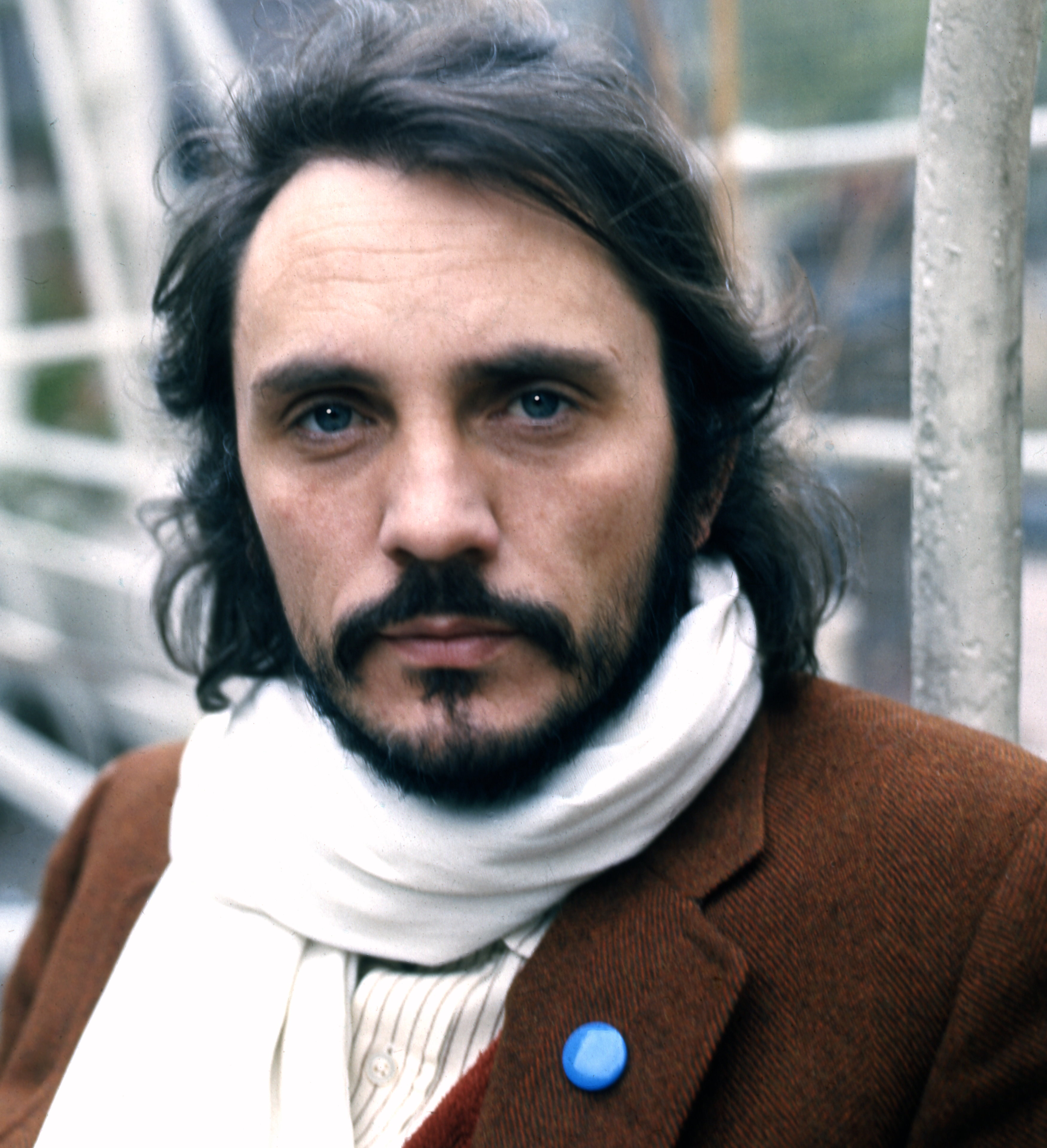 Terence Stamp couple