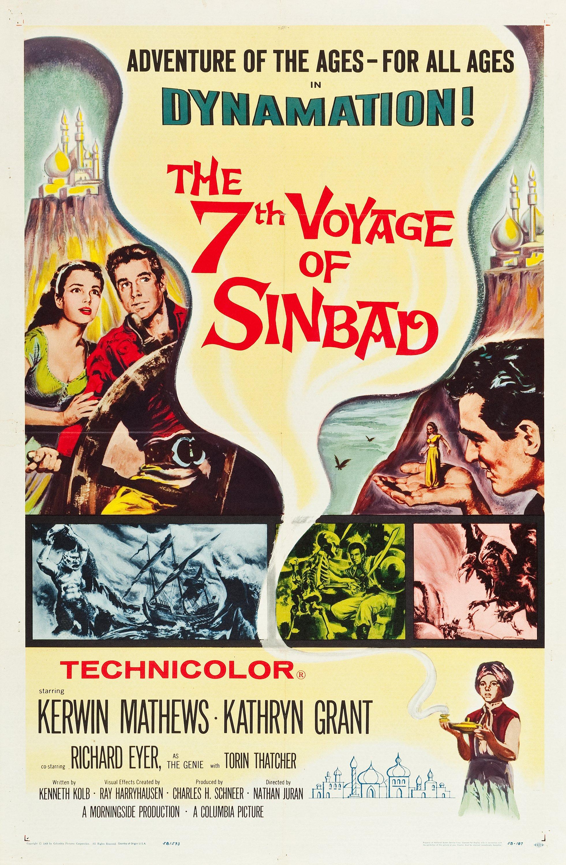 Le Septième voyage de Sindbad