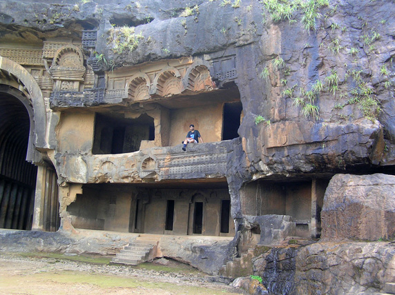 File:The Bhaje Caves 03.jpg