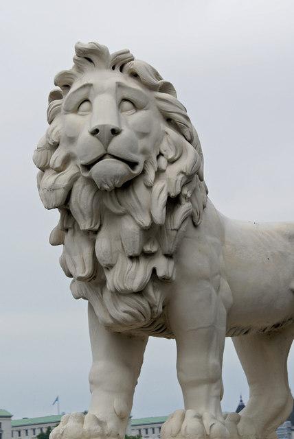 South Bank Lion Wikipedia