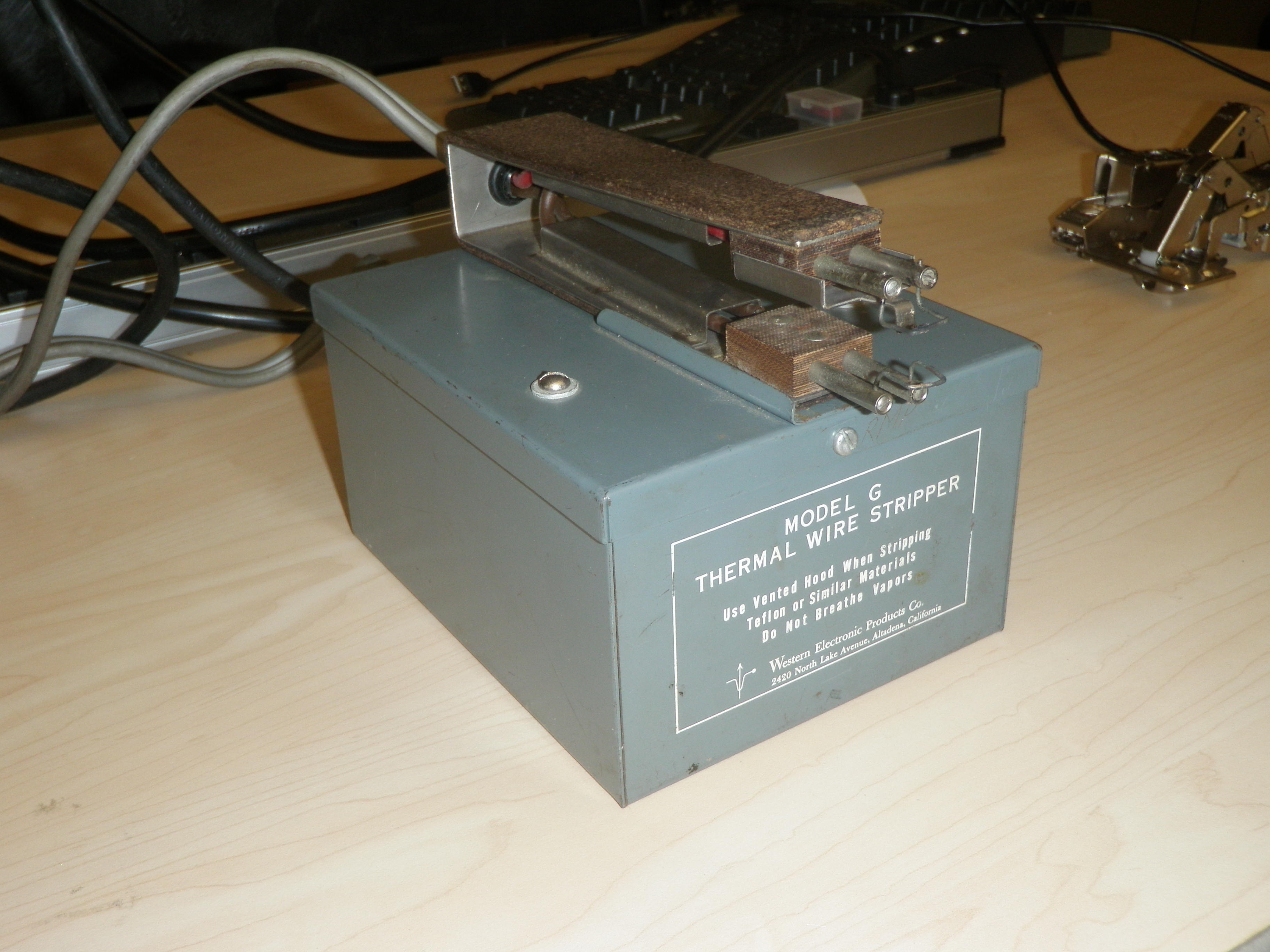 Filethermal Wire Stripper Hot End Wikimedia Commons Stripping Electrical Images Of