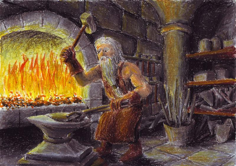 Thorin II Escudo-de-Carvalho – Wikipédia, a enciclopédia livre