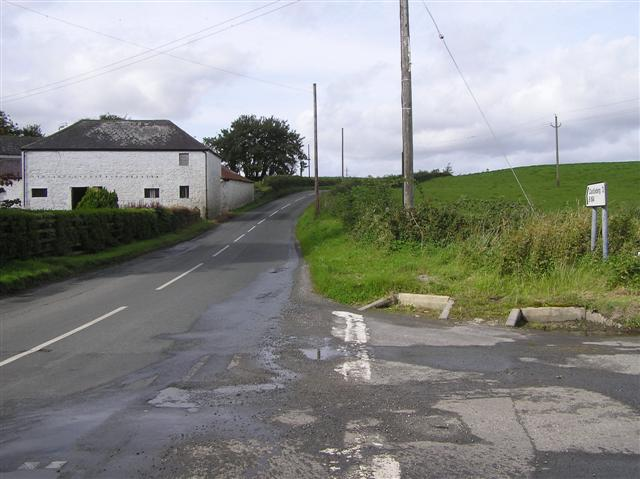 File:Tievenny Road, Crew - geograph.org.uk - 1478561.jpg