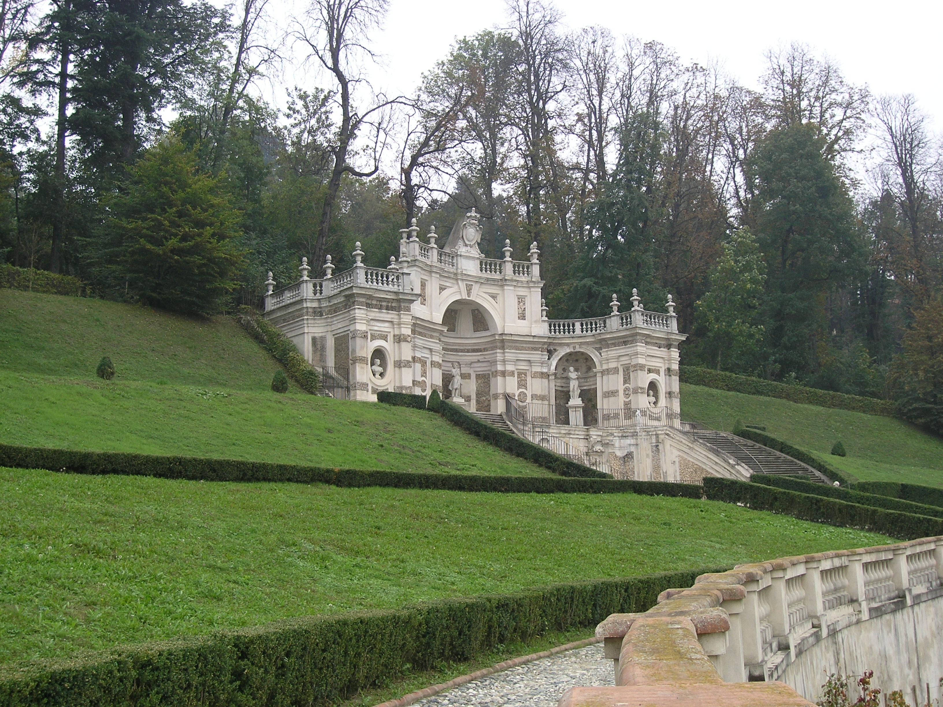 Villa Della Regina  Agosto