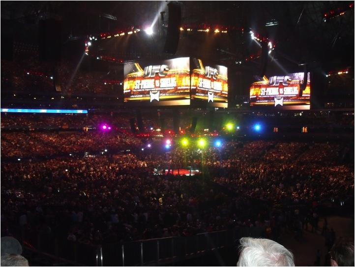 Мотивация от UFC професионалисти