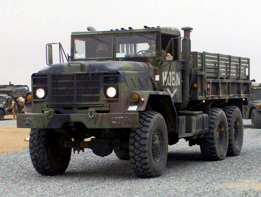 New Unimog For Sale Usa >> M939 series 5-ton 6x6 truck - Wikipedia