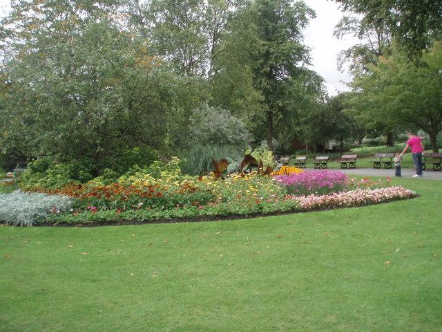Valley Gardens - geograph.org.uk - 1467791