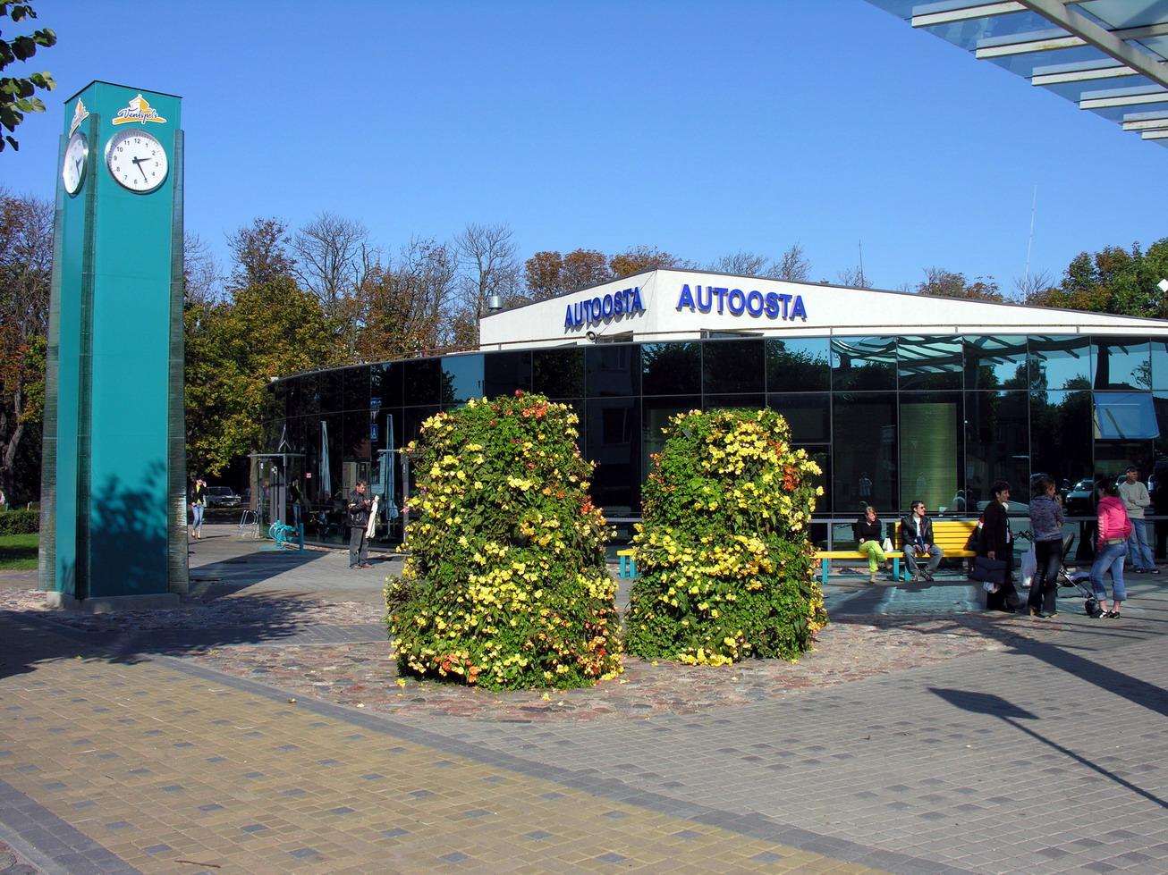 Adult Guide in Kuldiga