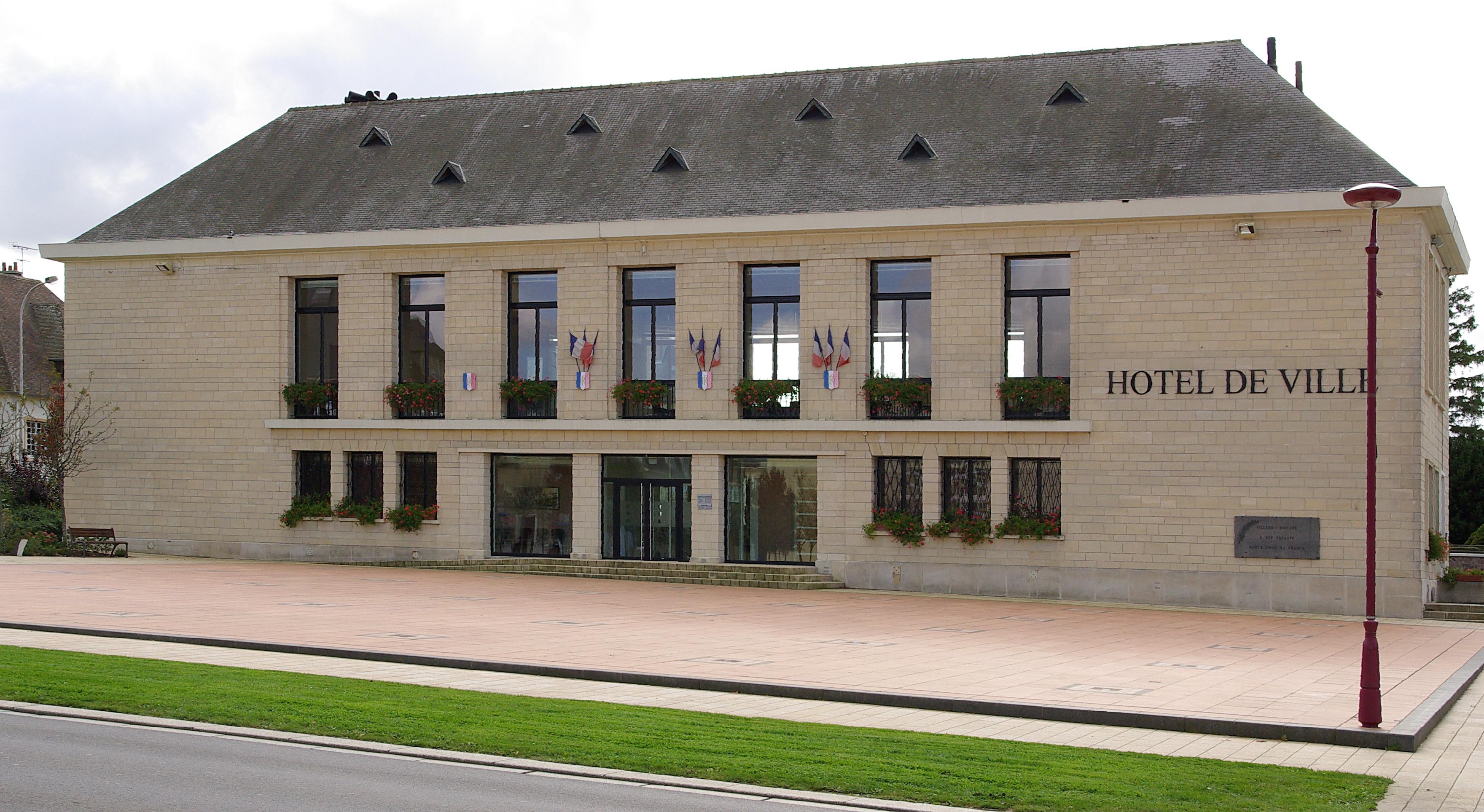 Villers-Bocage (Calvados)