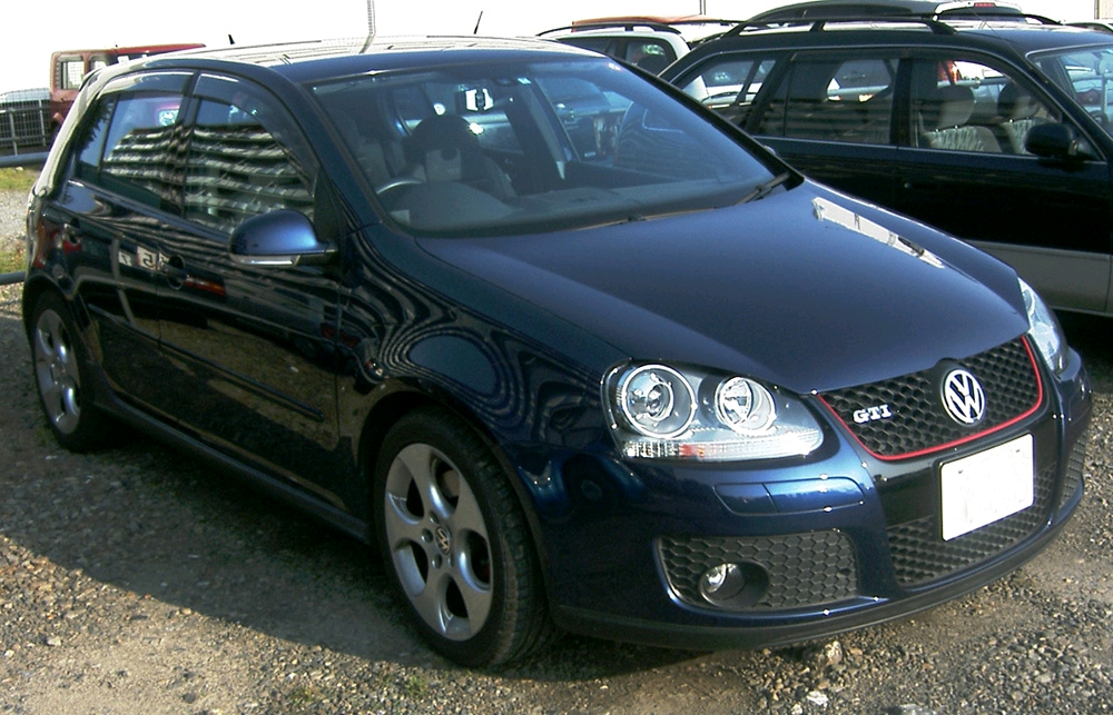 Golf Gti Wiki >> File:Volkswagen Golf GTI - 2007 - a.jpg - Wikimedia Commons