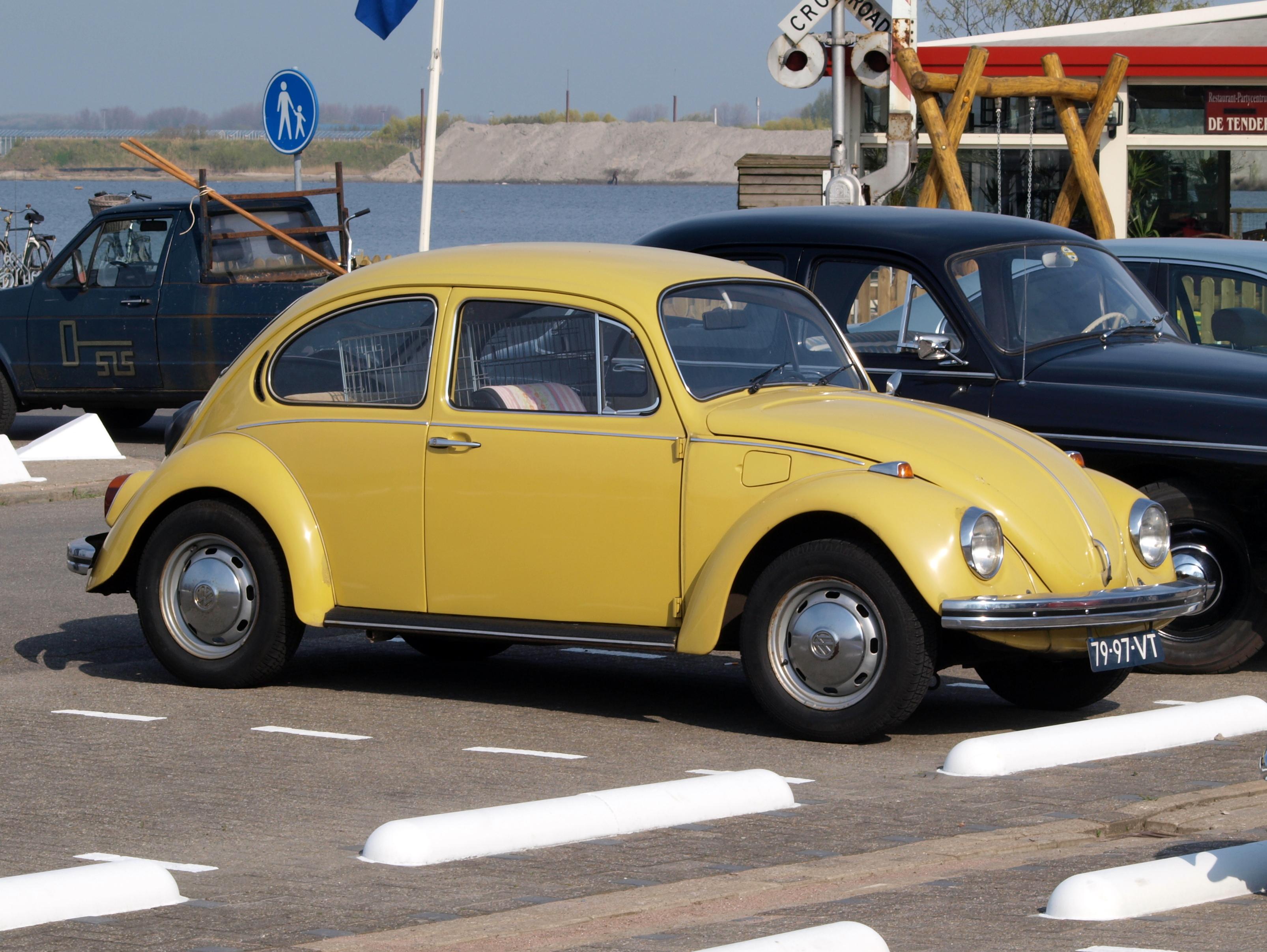 File Volkswagen Kever Beetle 1973 Dutch Licence