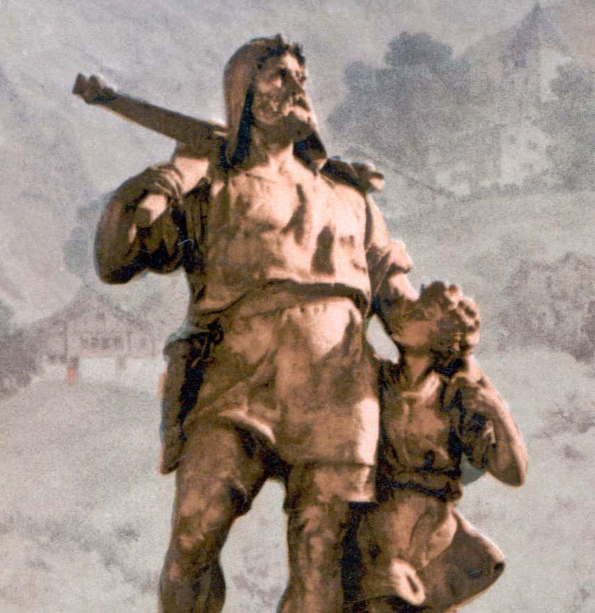 Wilhelm Tell Denkmal Altdorf um 1900 Detail.jpg