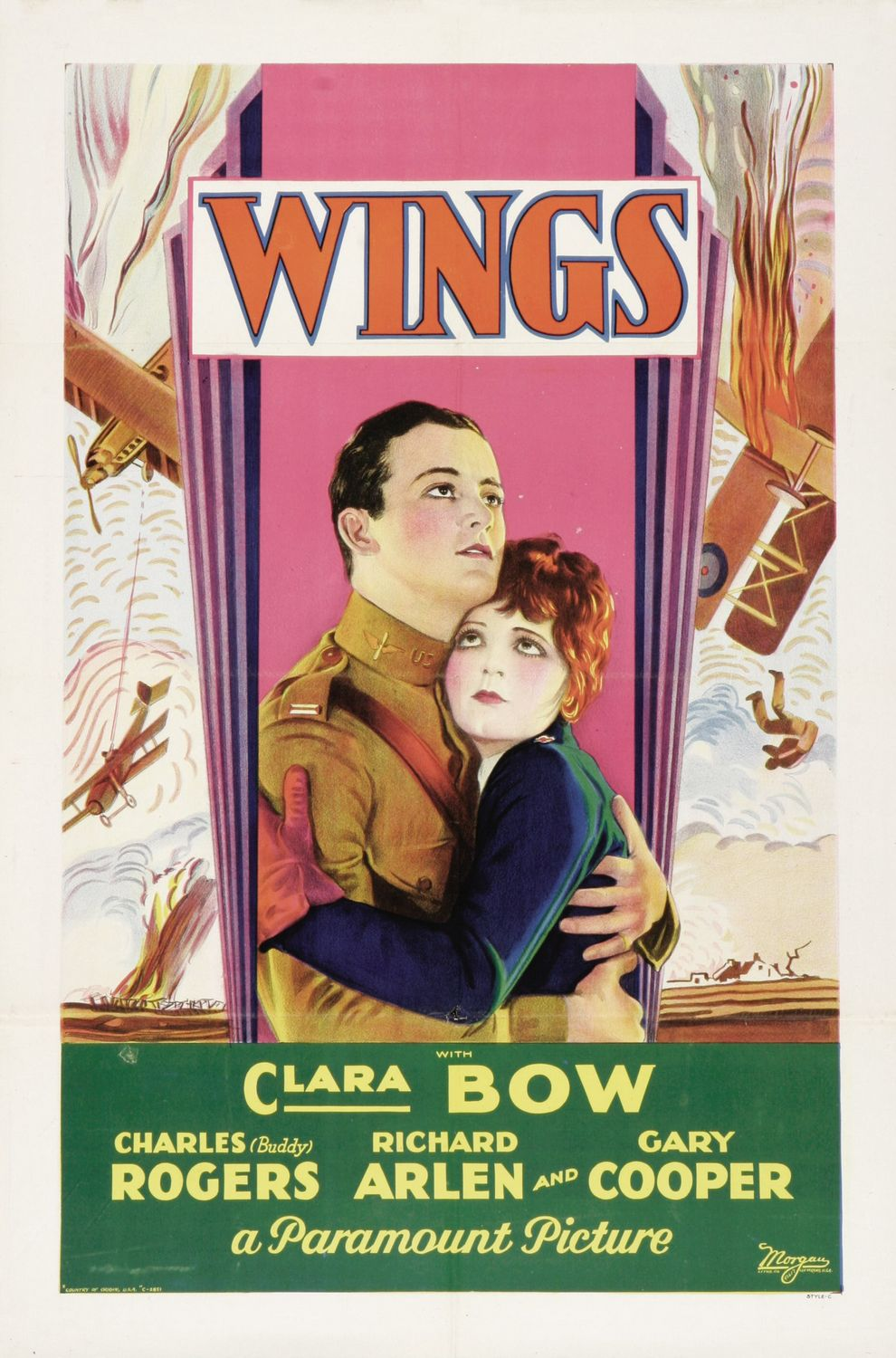 Wings (1927 film)