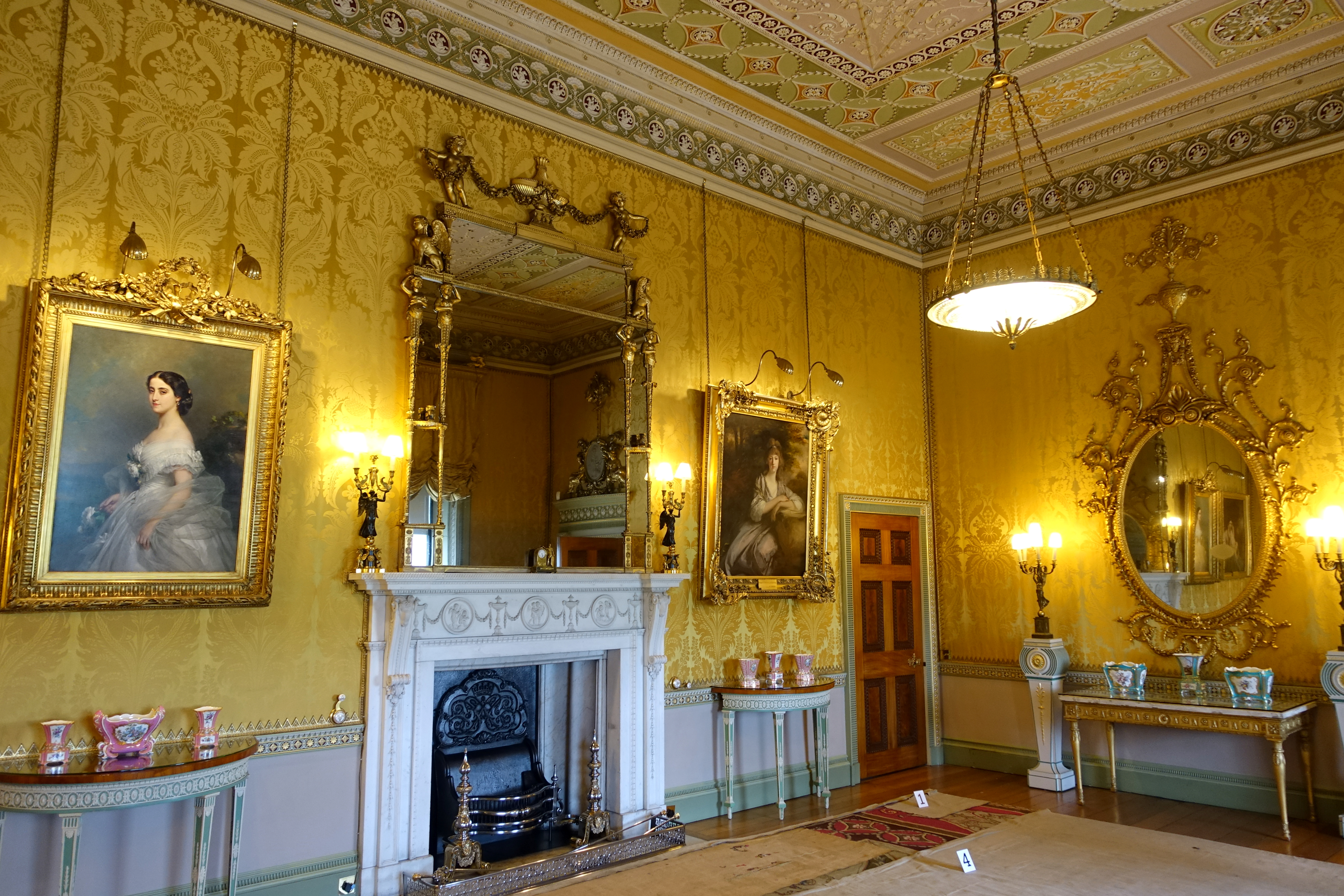 File Yellow Drawing Room Harewood House West Yorkshire England Dsc01902 Jpg