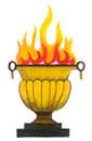 Утлы савыт- Зороастризм символы