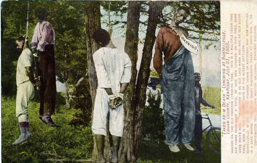 Lynching postcards - Wikipedia
