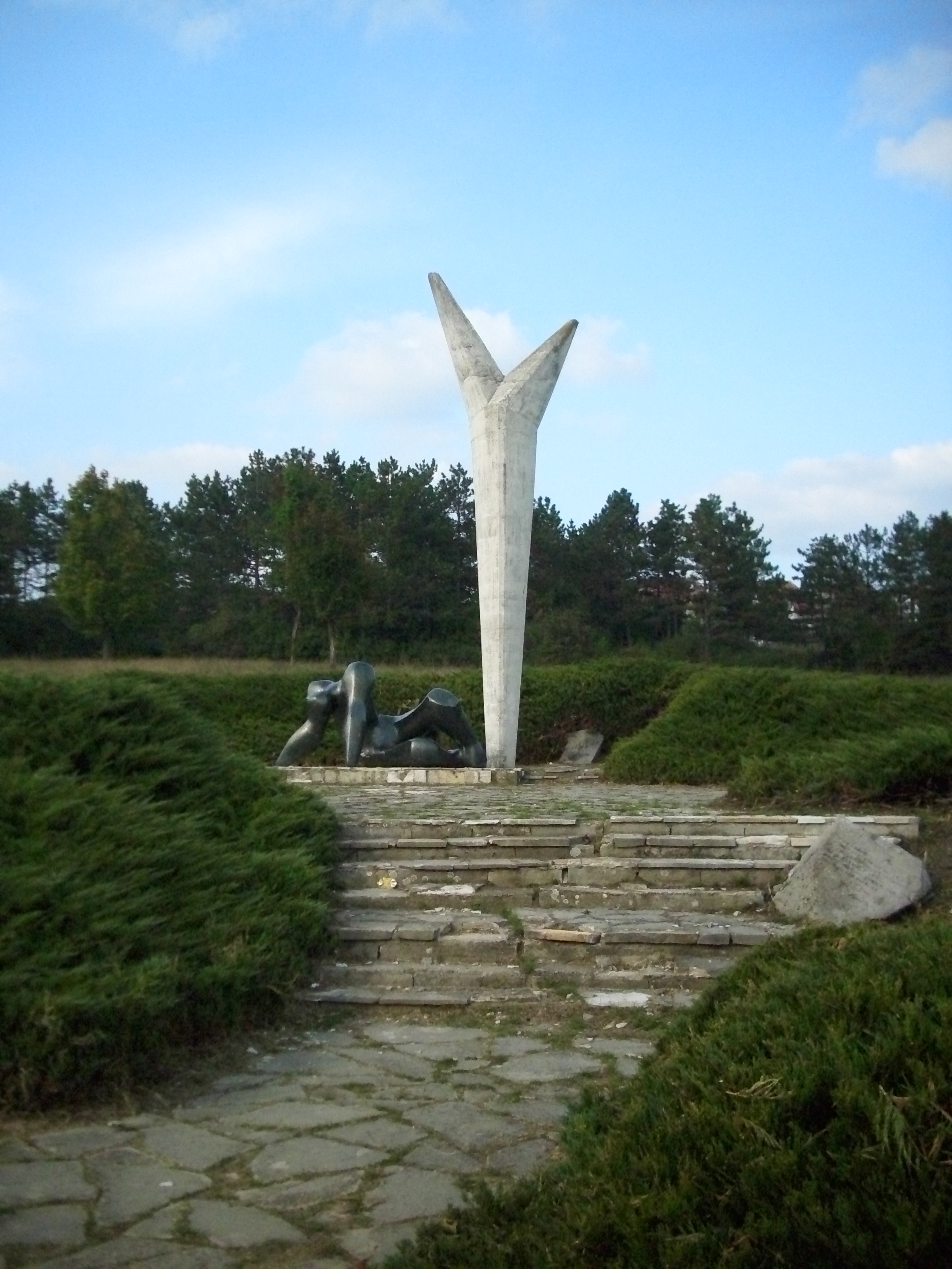Spomenik Otpora I Slobode Vikipediјa