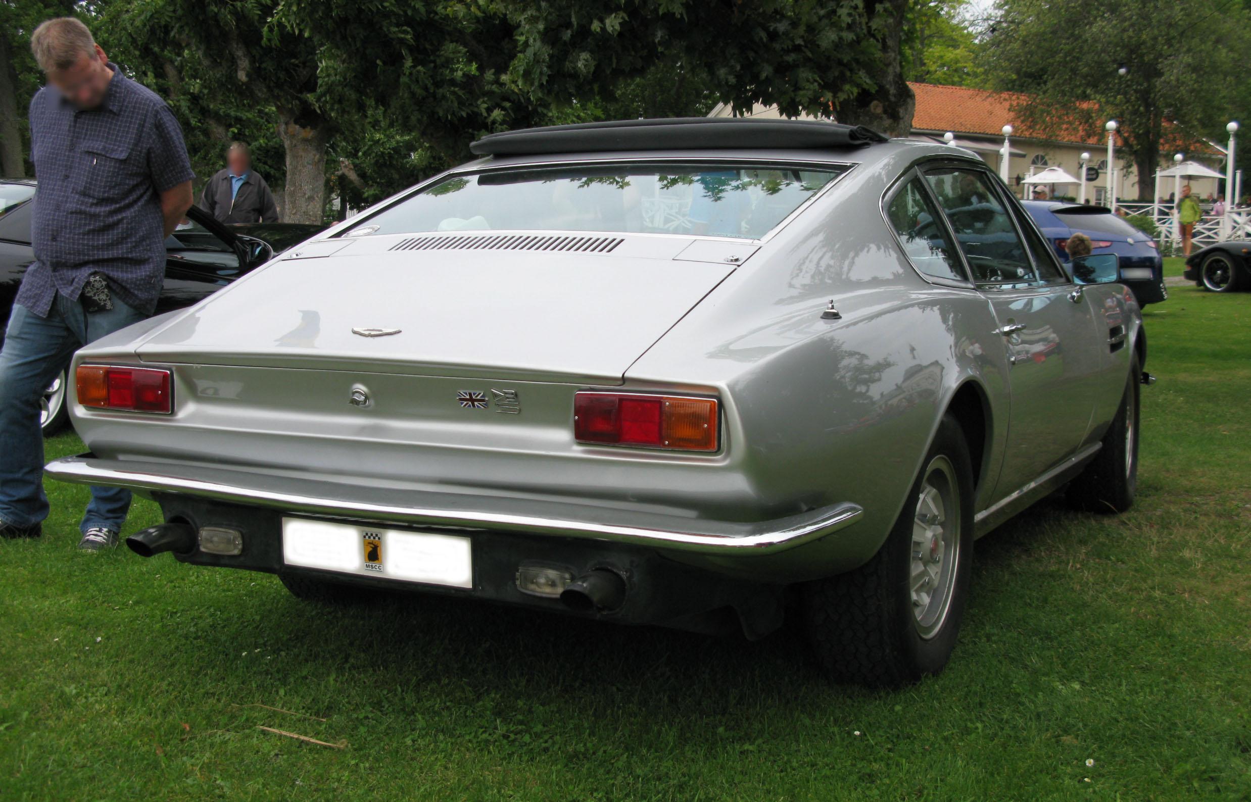 file:1970 aston martin dbs v8 rear - wikimedia commons