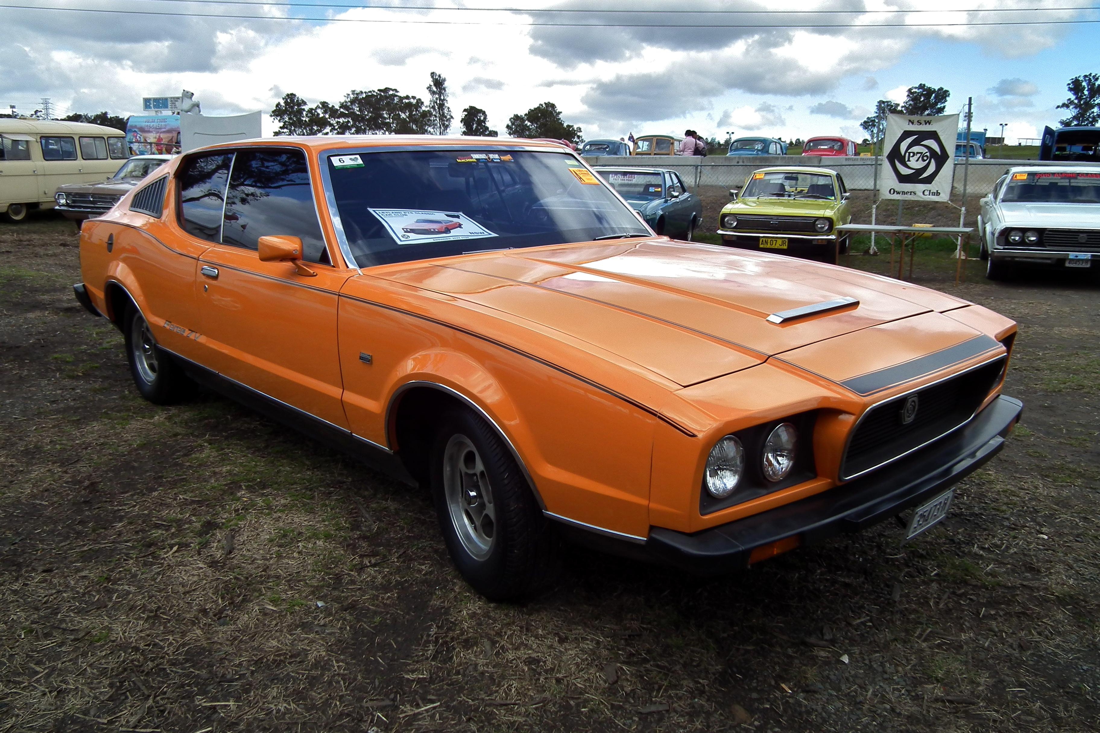 1974_Leyland_Force_7V_coupe_(6108212625)