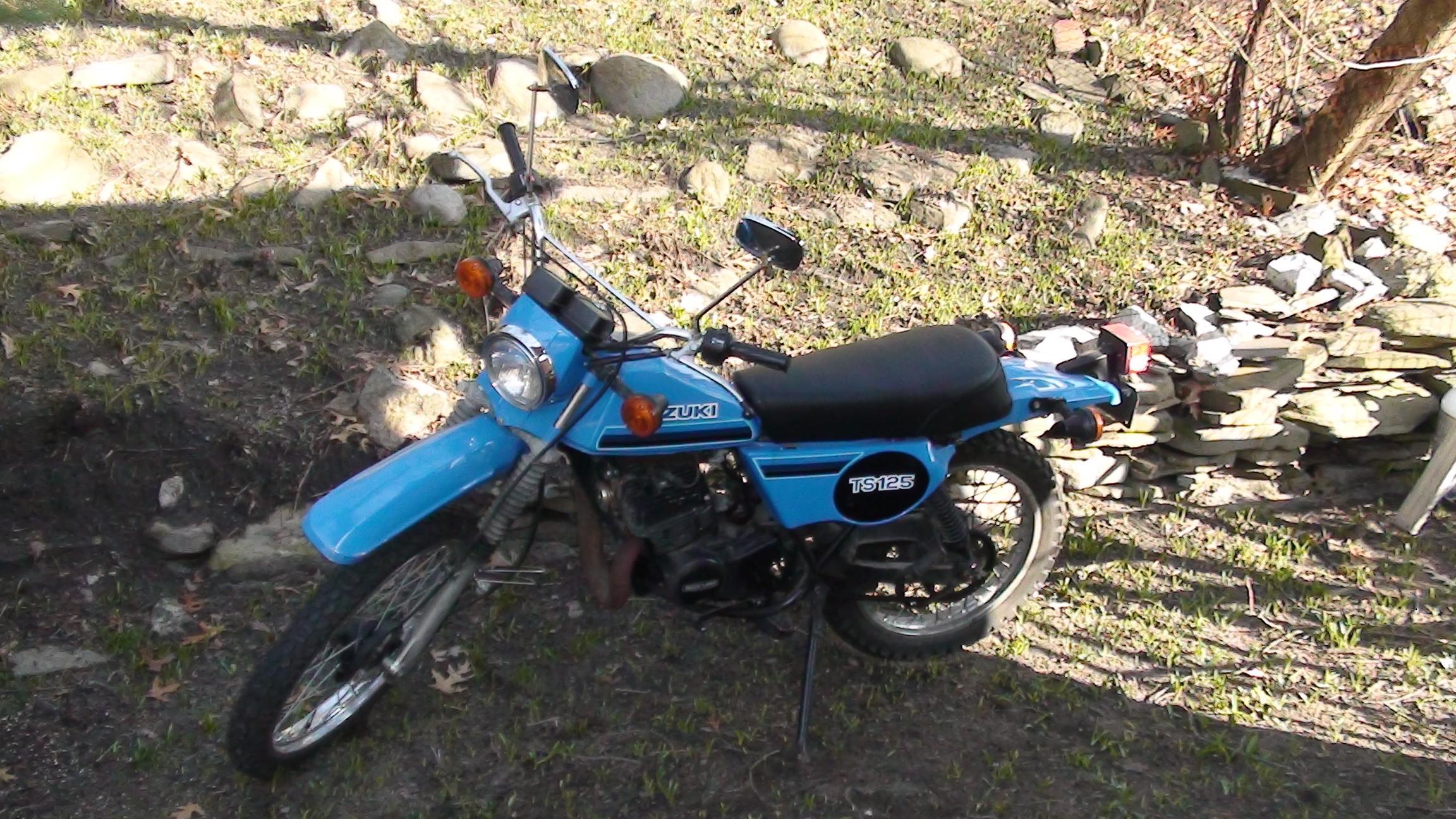 Suzuki Dirt Bike Price