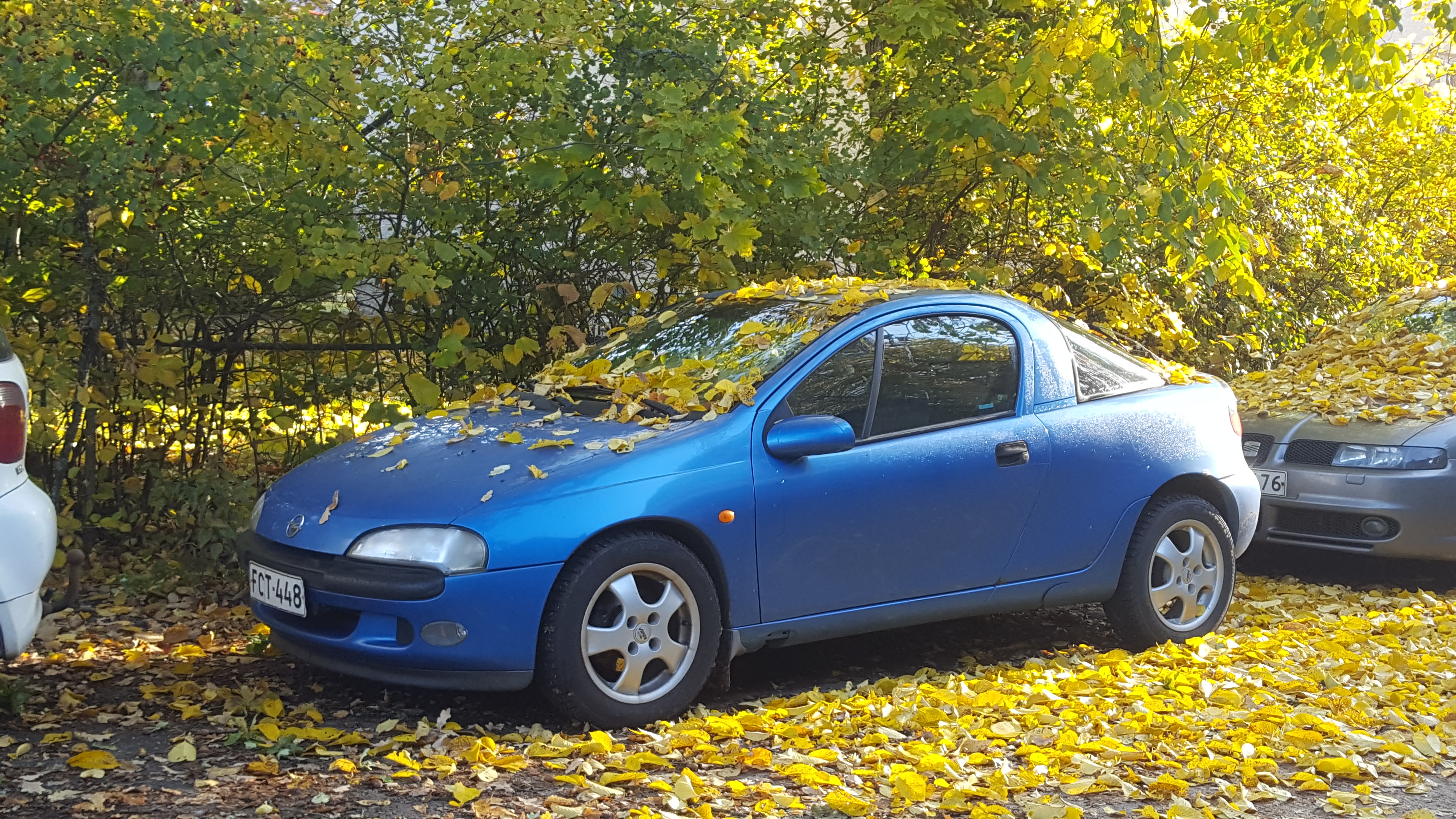 File 1998 Opel Tigra 1 6 16v Turku Finland 1 Jpg Wikimedia Commons