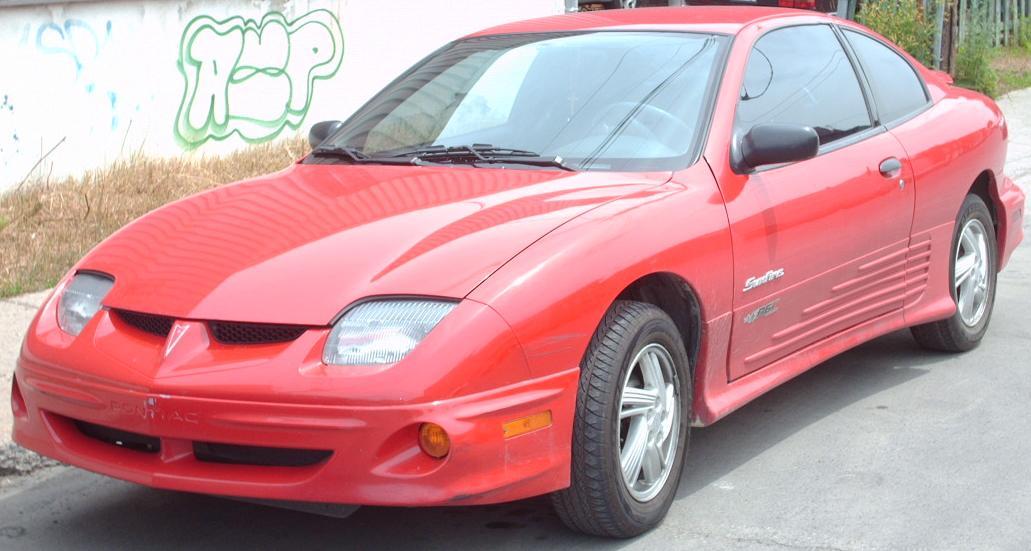 2000 Pontiac Sunfire Coupe Images