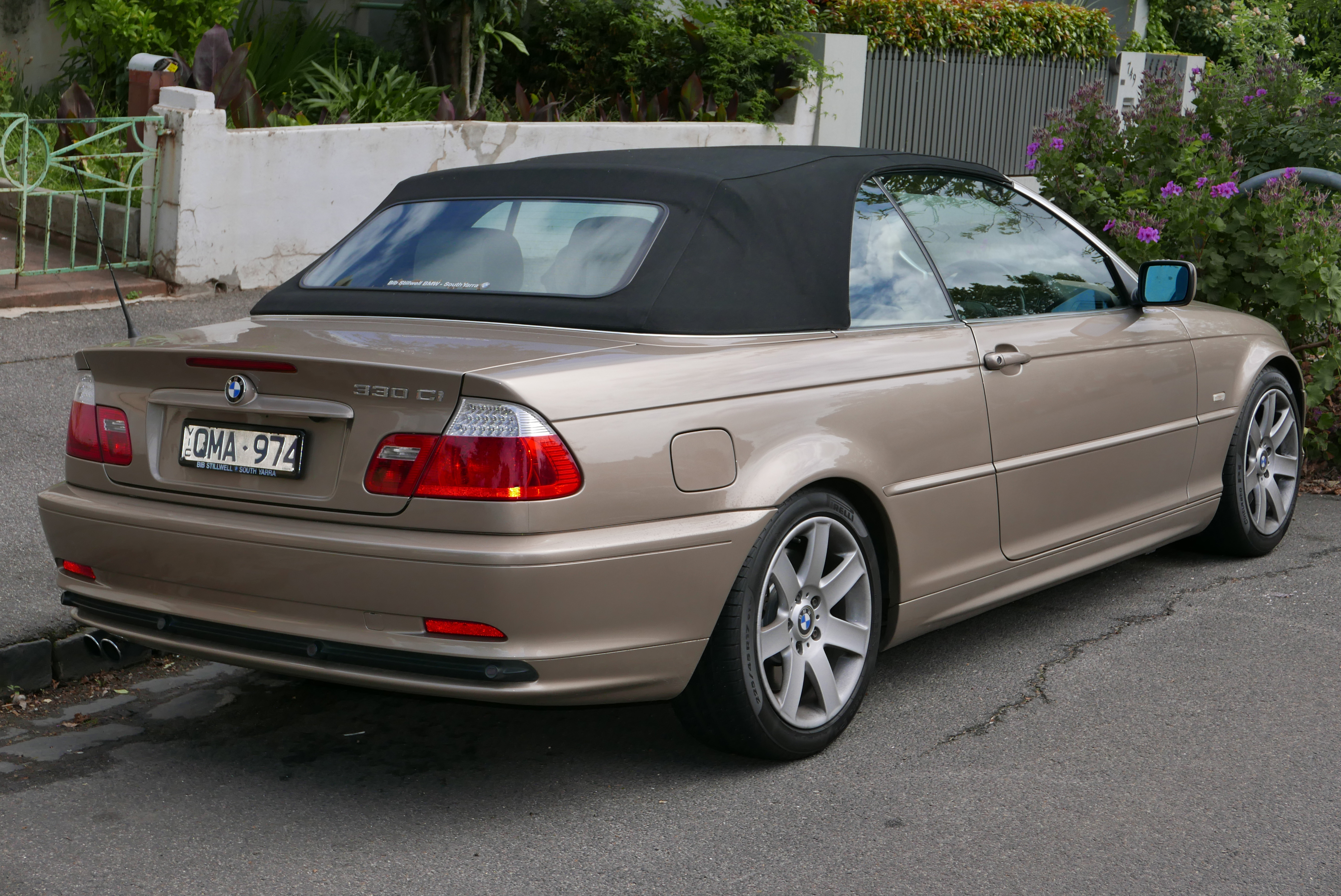 series bmw specs information convertible pictures