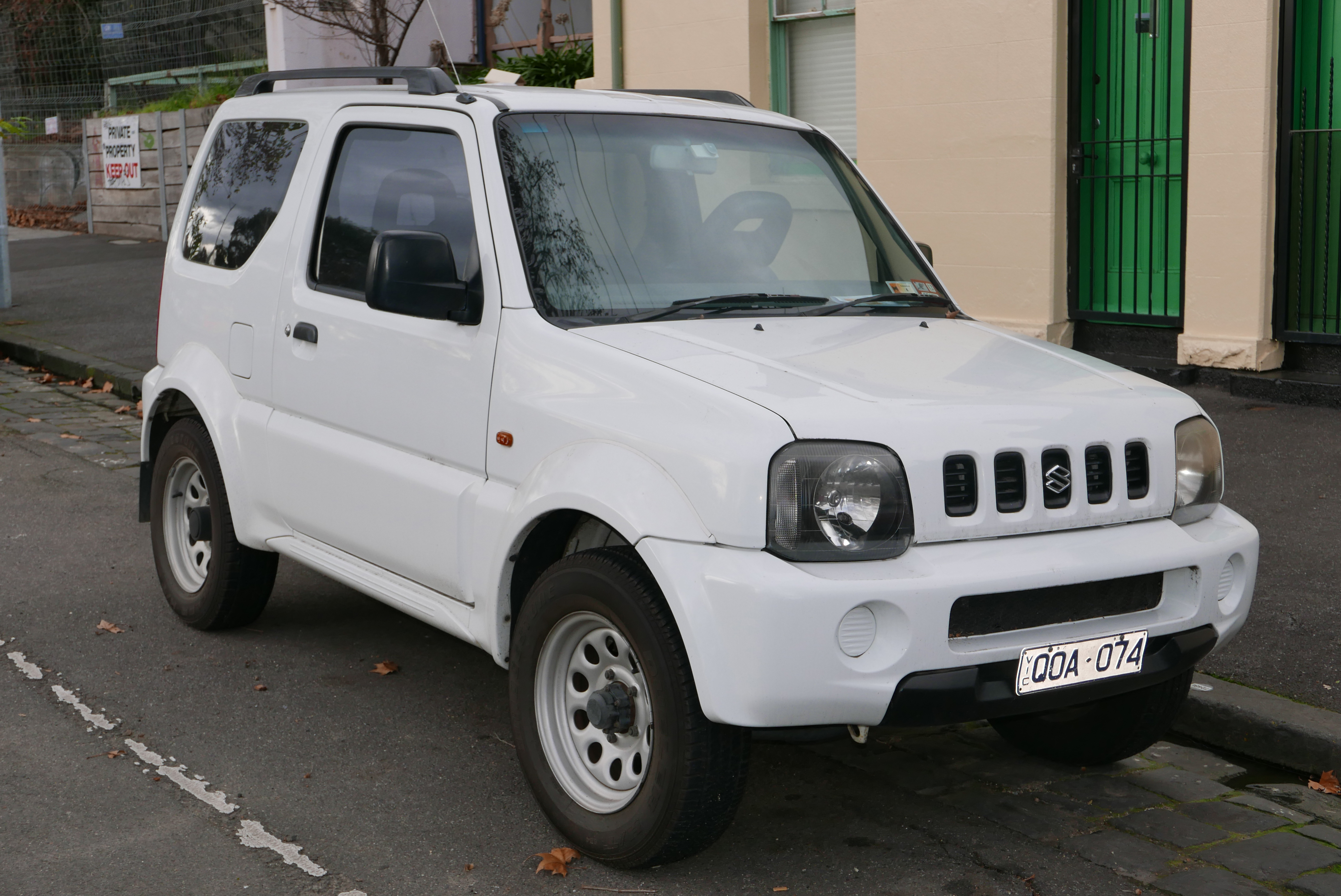 file 2000 suzuki jimny sn413 type2 my01 jlx hardtop. Black Bedroom Furniture Sets. Home Design Ideas