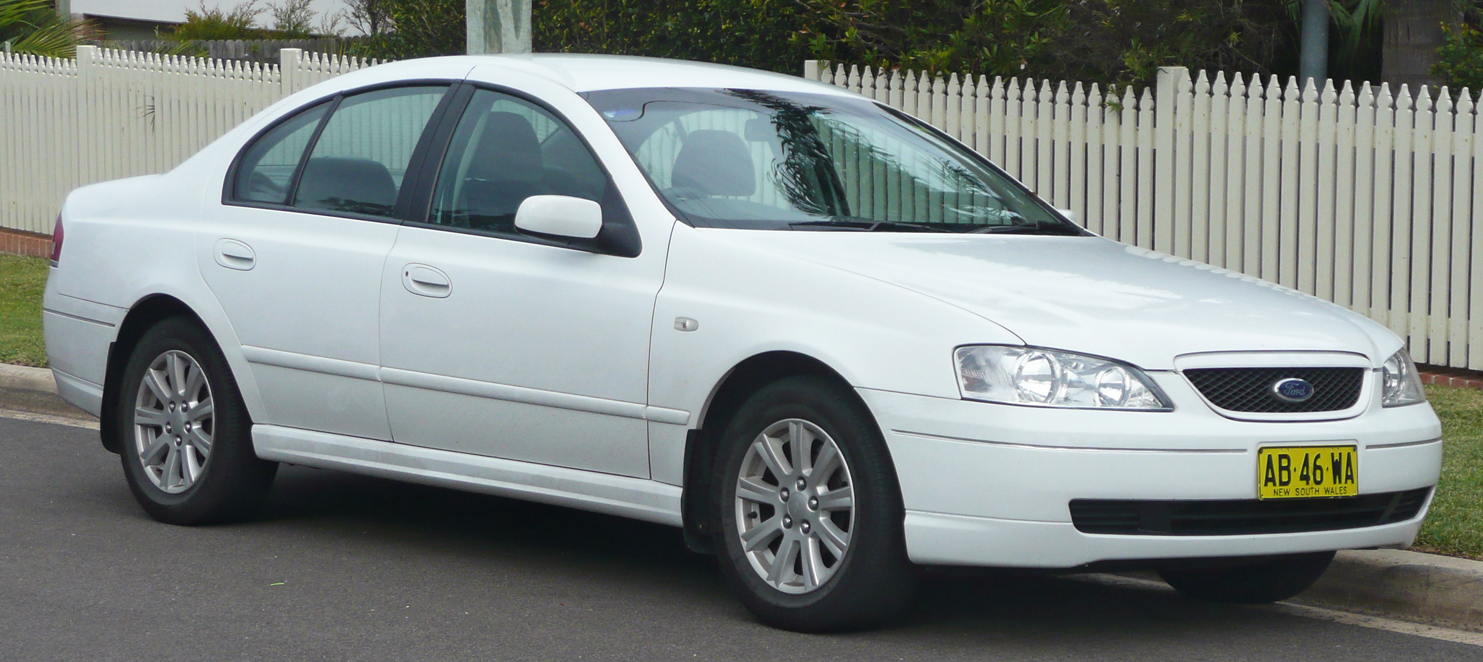 Ford Falcon Ba Wikipedia 2009 Kia Rio Engine Diagram