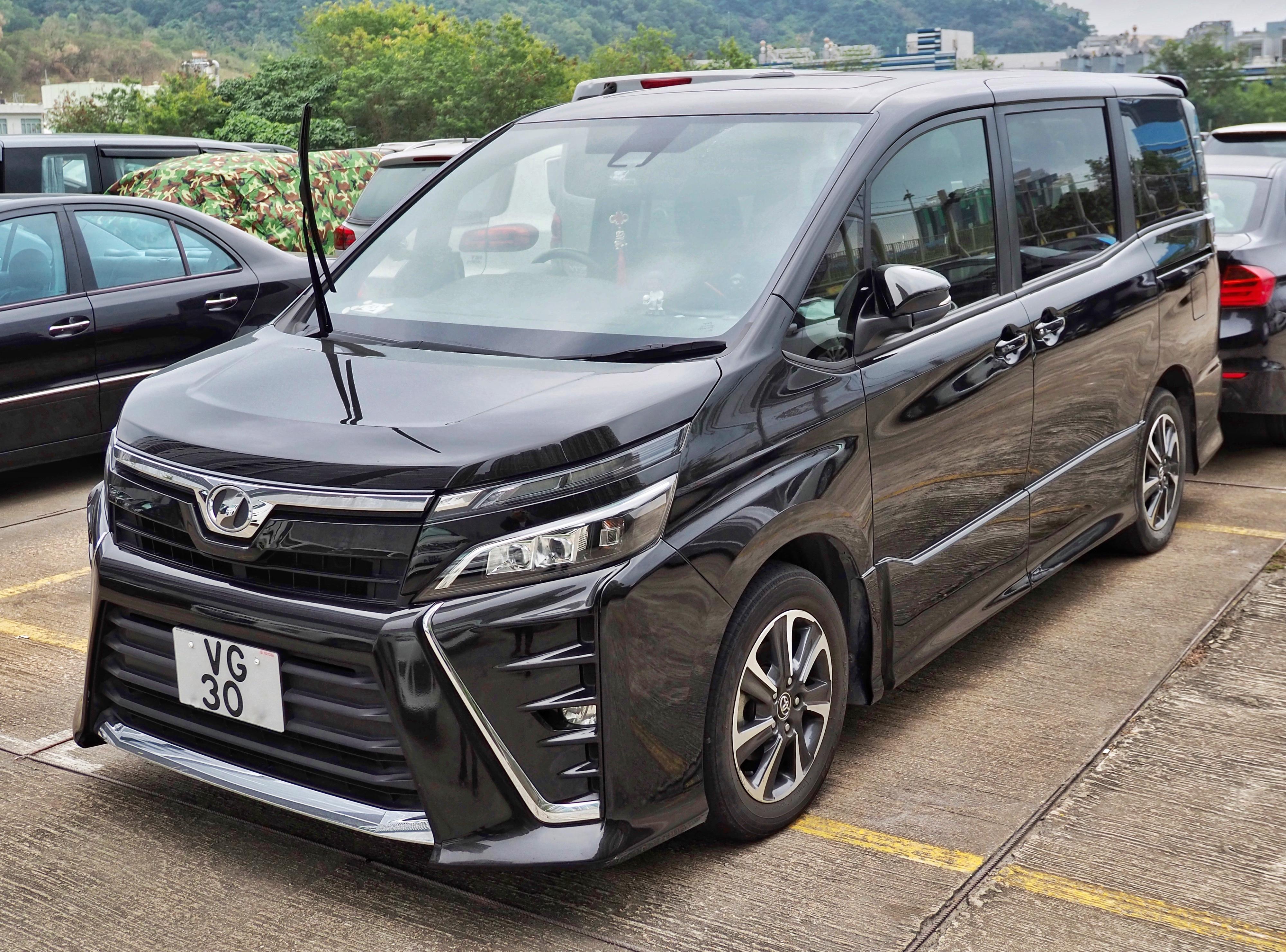 Kekurangan Toyota Voxy Review
