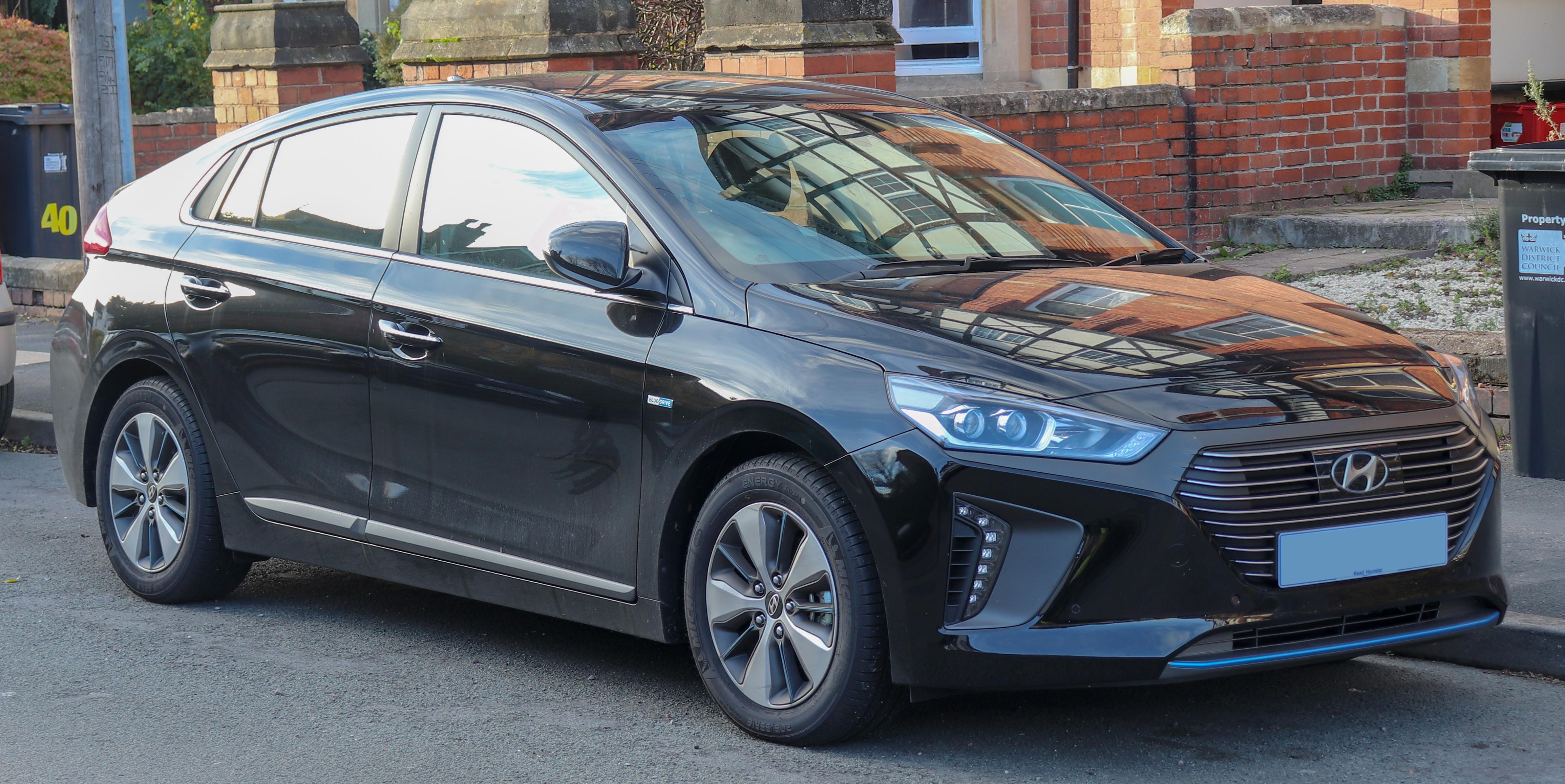 Image result for Hyundai Ioniq PHEV