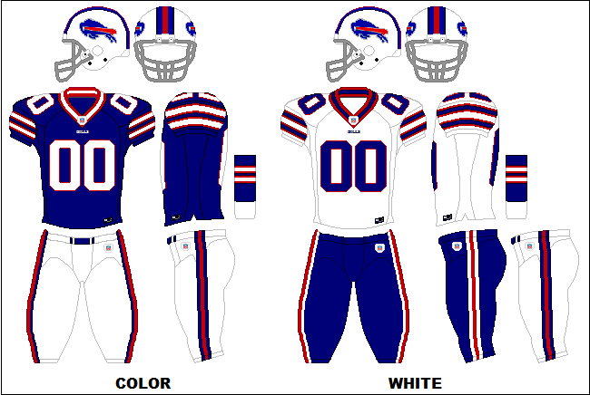 buffalo bills spirit jersey