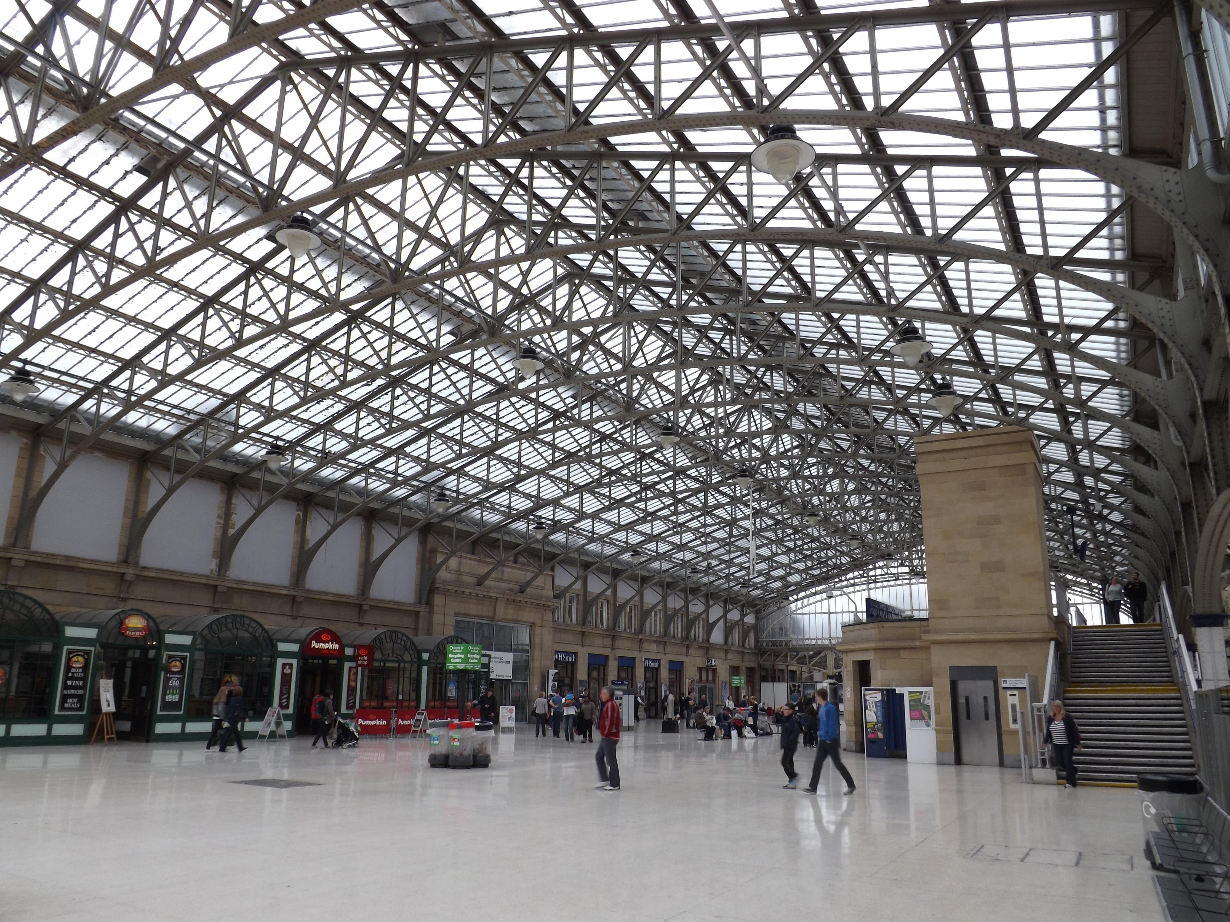 Aberdeen Railway Station Wikipedia