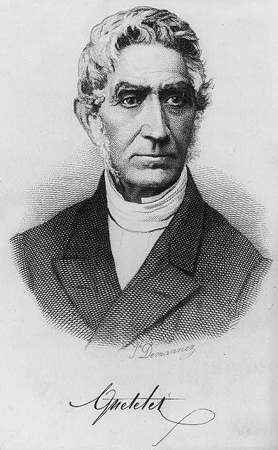 Image result for Lambert Adolphe Jacques Quetelet