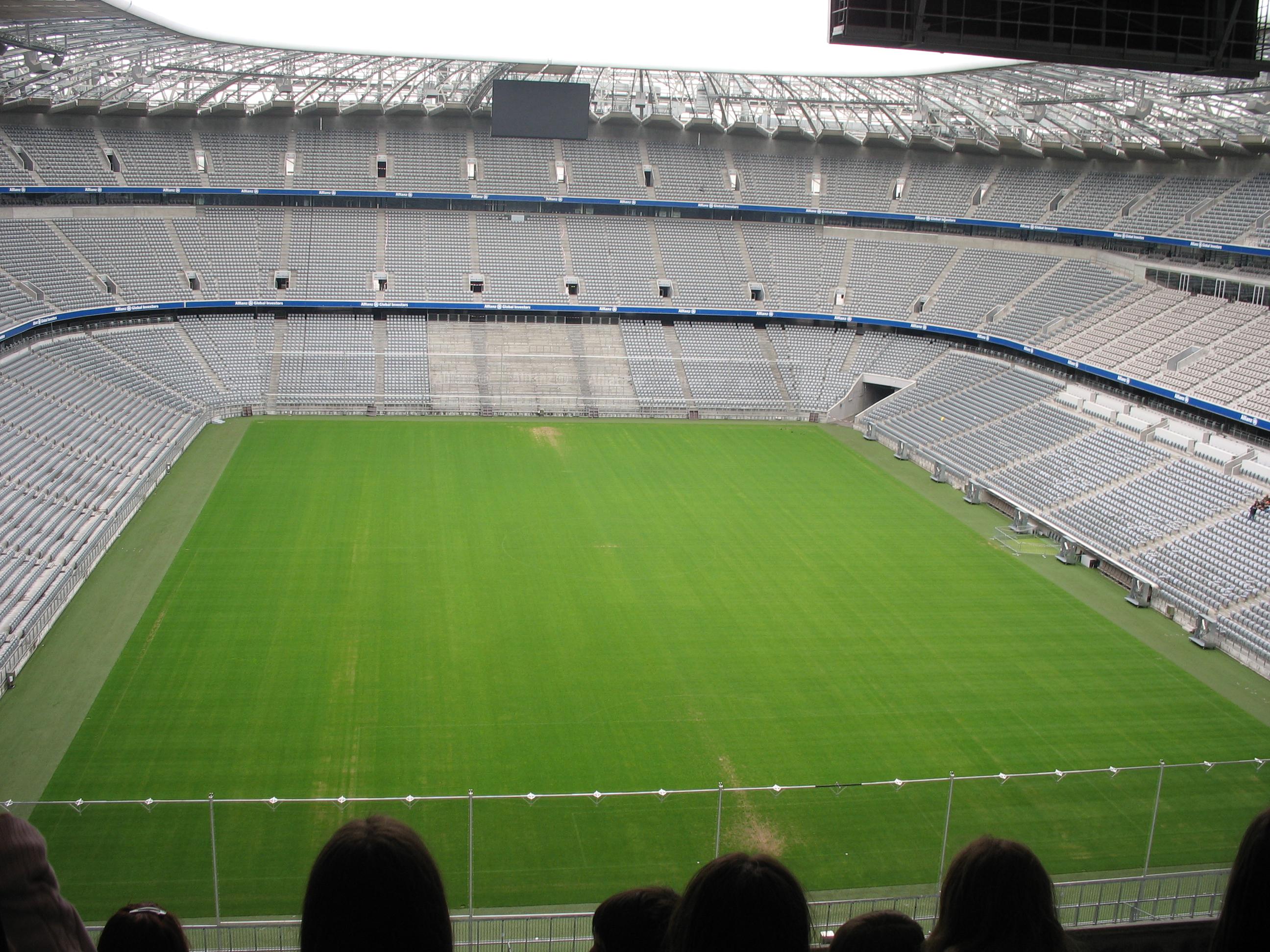 Allianz Arena Munchen Hotels Nahe