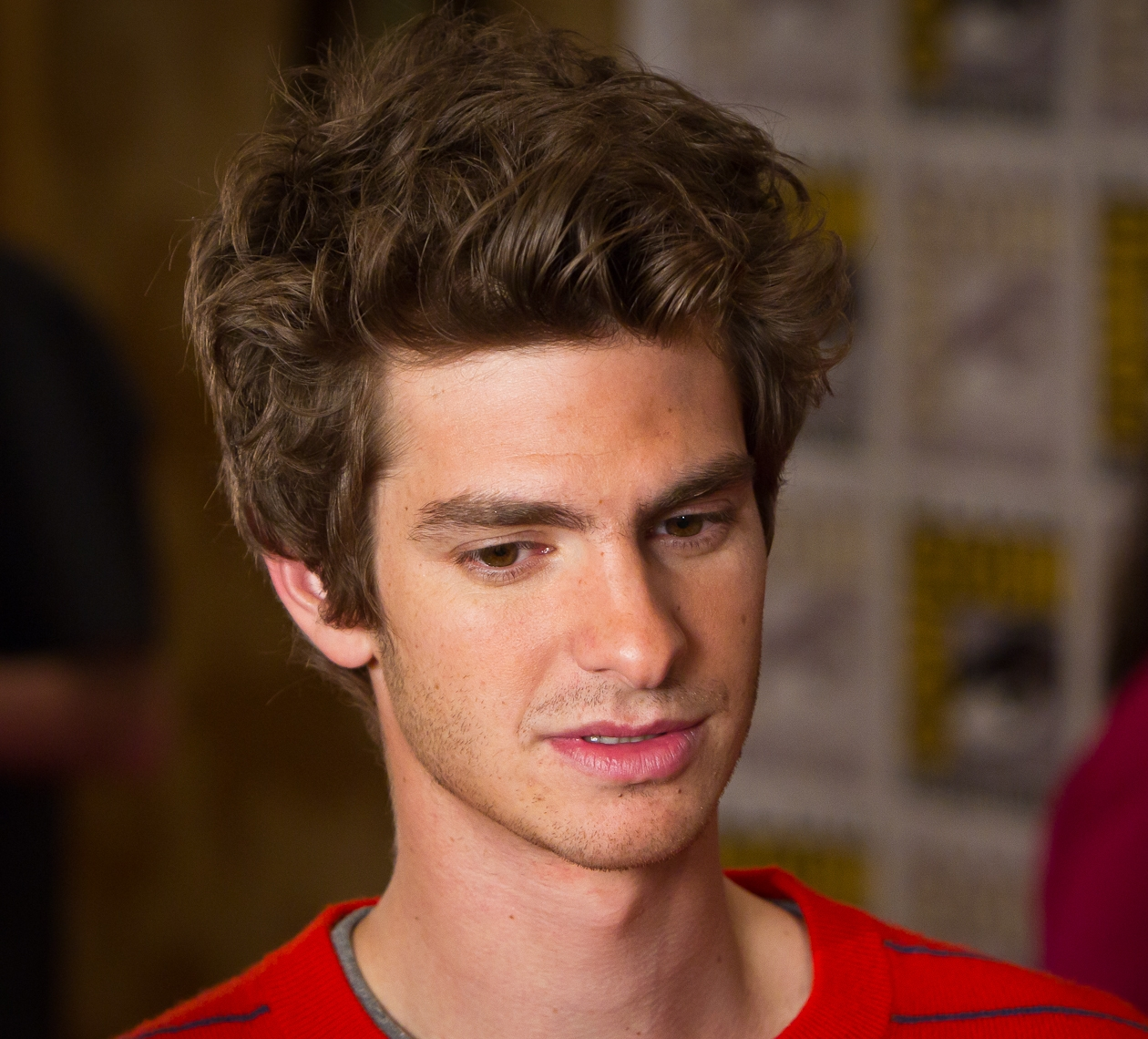 Top People - andrew garfield Andrew Garfield Wiki