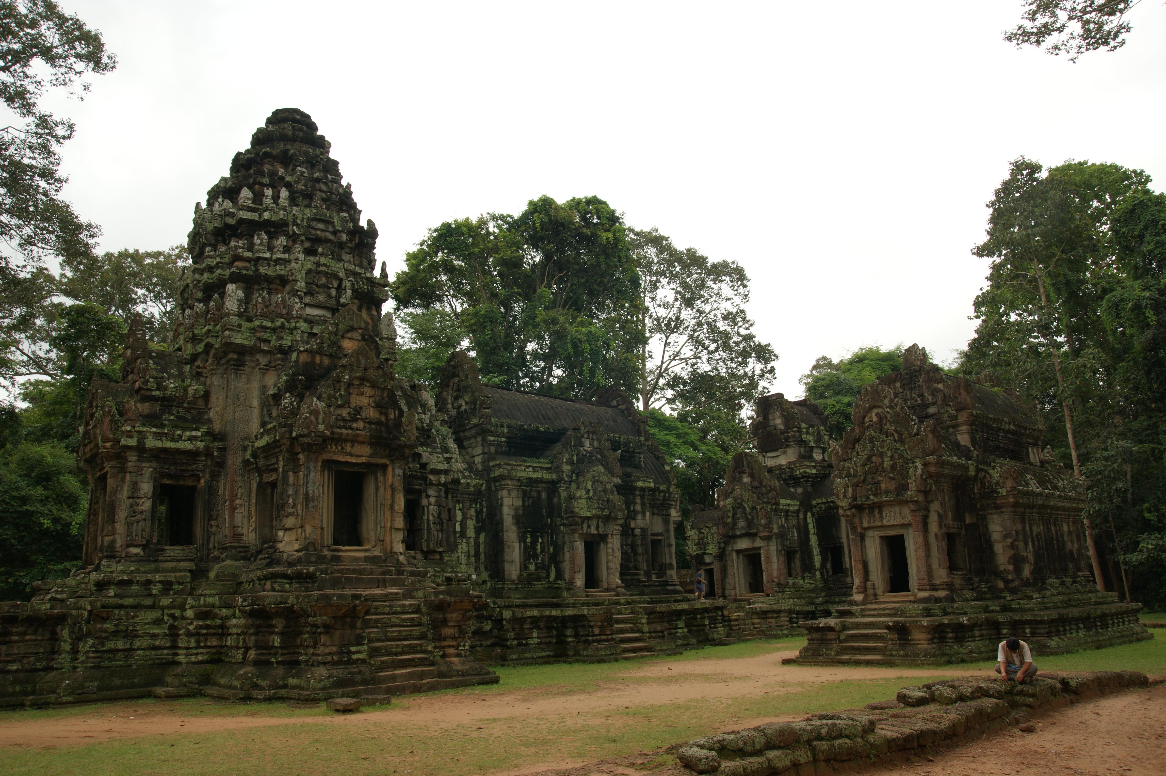khmer empire