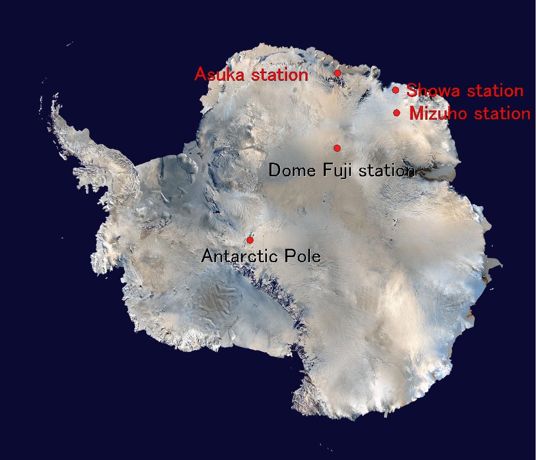 Antarctica/Syowa