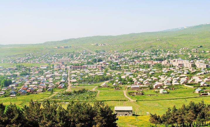 Aparan City