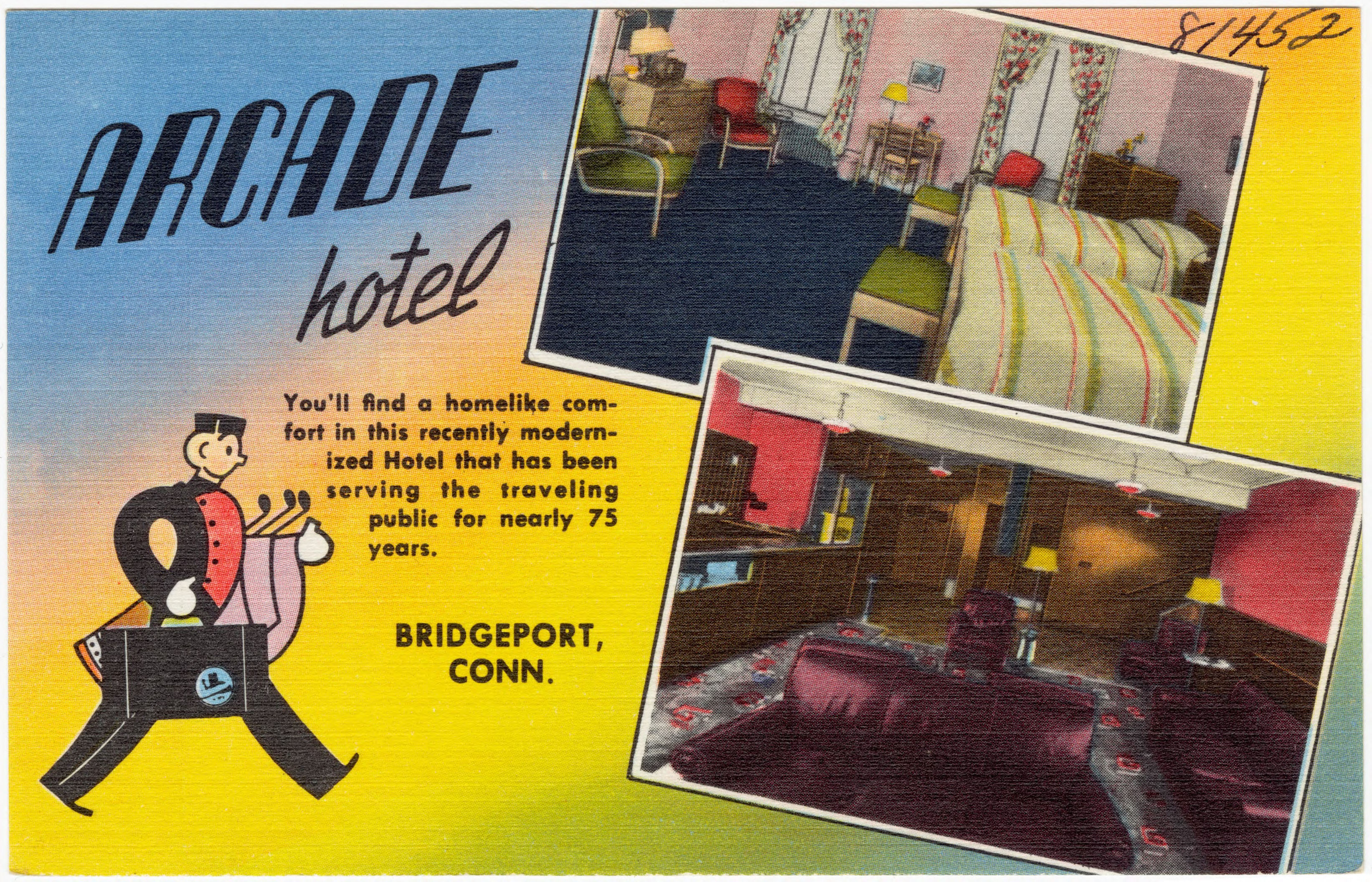 File Arcade Hotel Bridgeport Conn 81452 Jpg
