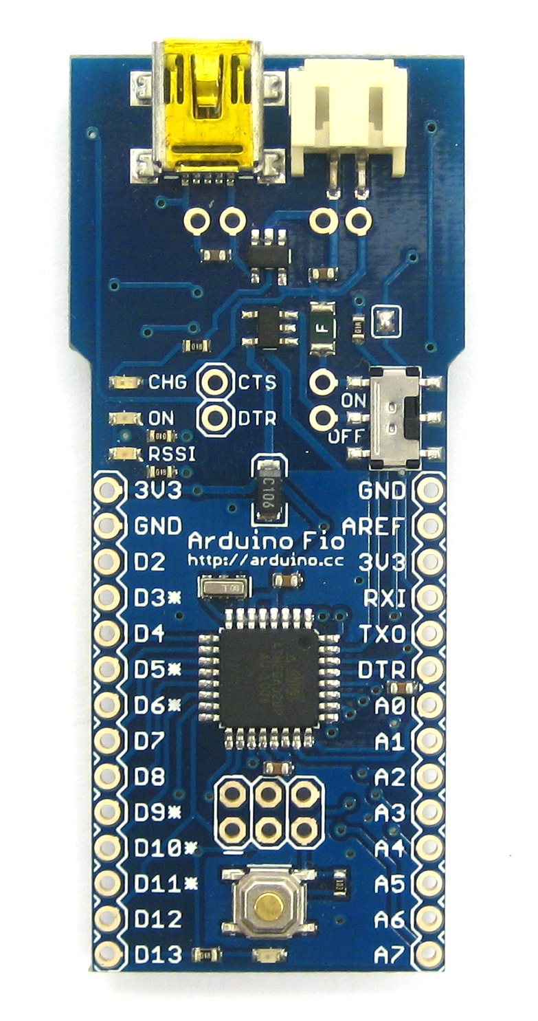List of arduino boards and compatible systems